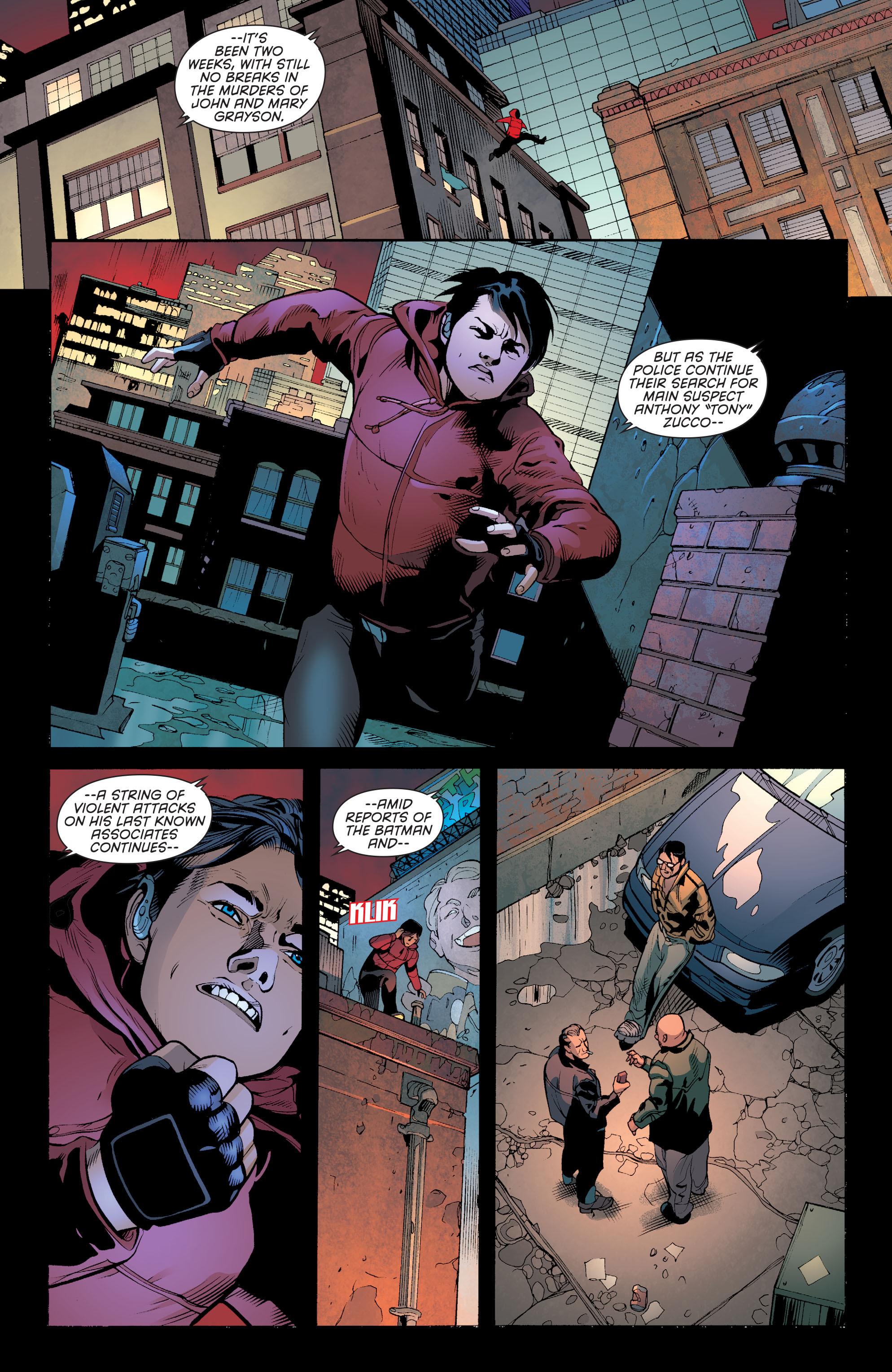 Read online Secret Origins (2014) comic -  Issue #1 - 19
