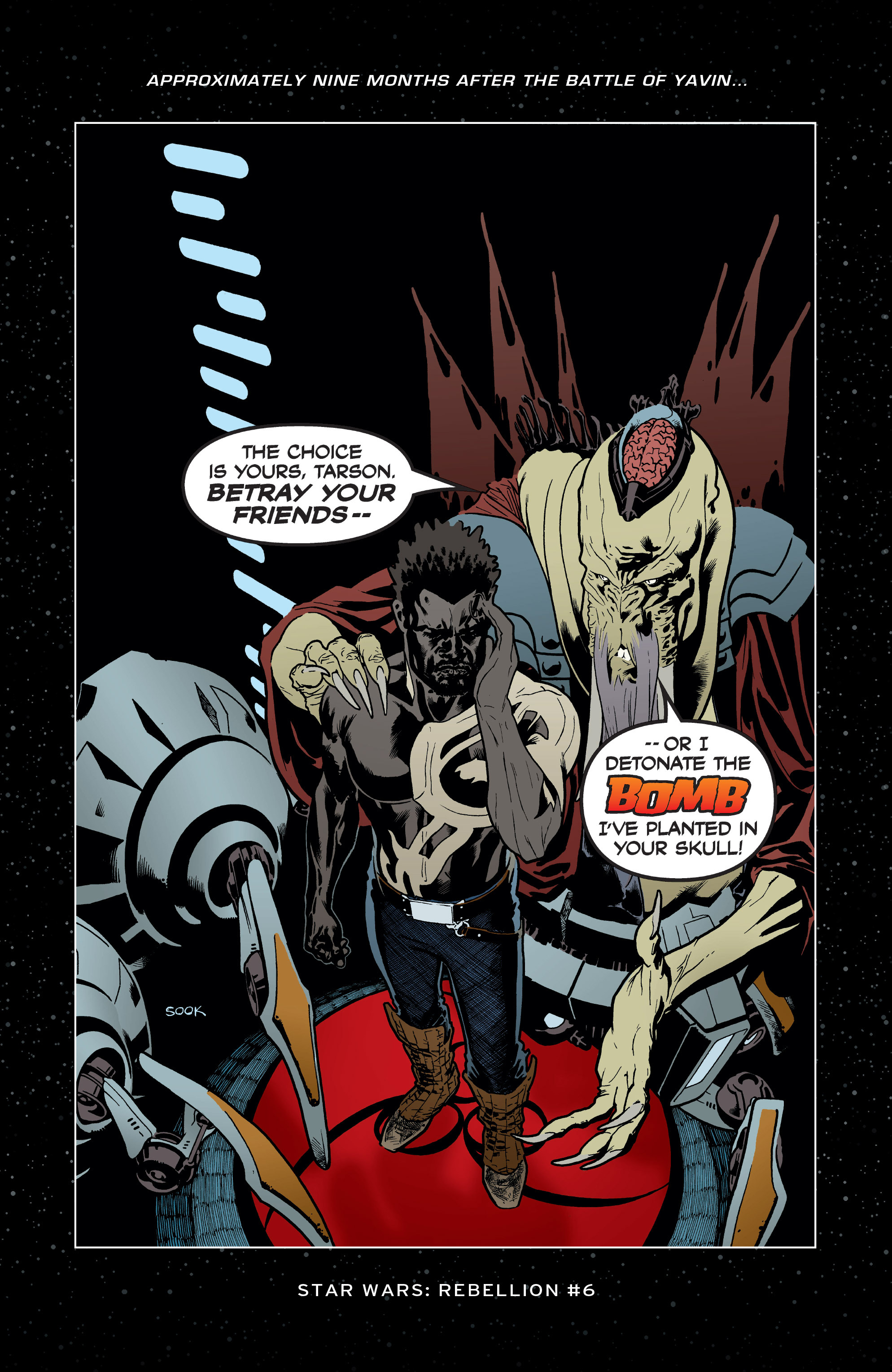Read online Star Wars Omnibus comic -  Issue # Vol. 20 - 187