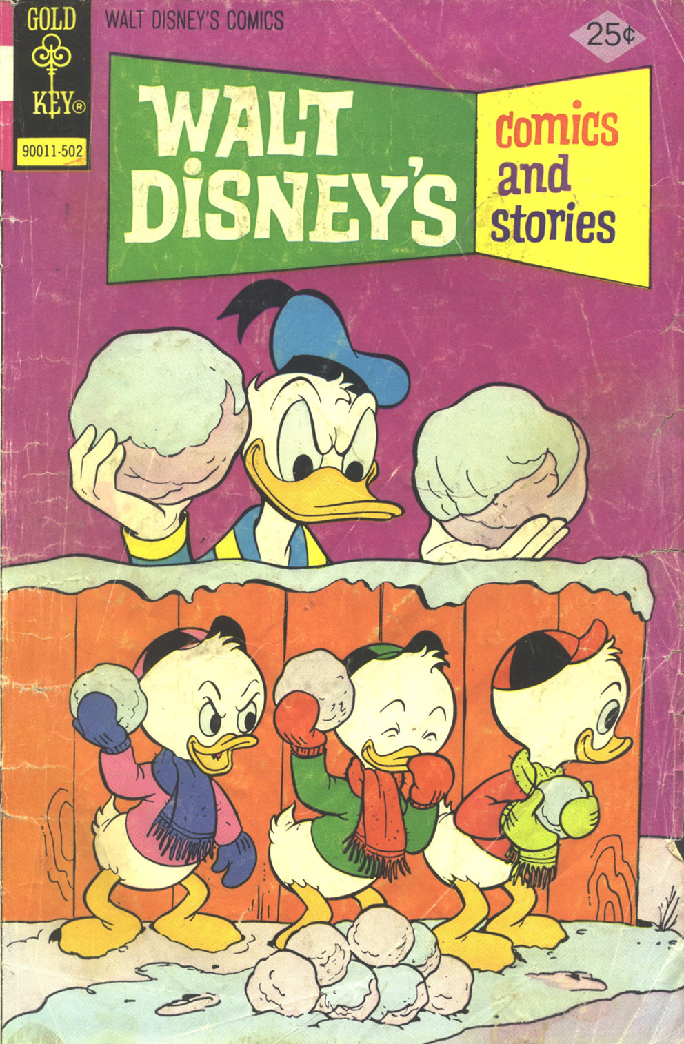 Walt Disney's Comics and Stories issue 413 - Page 1