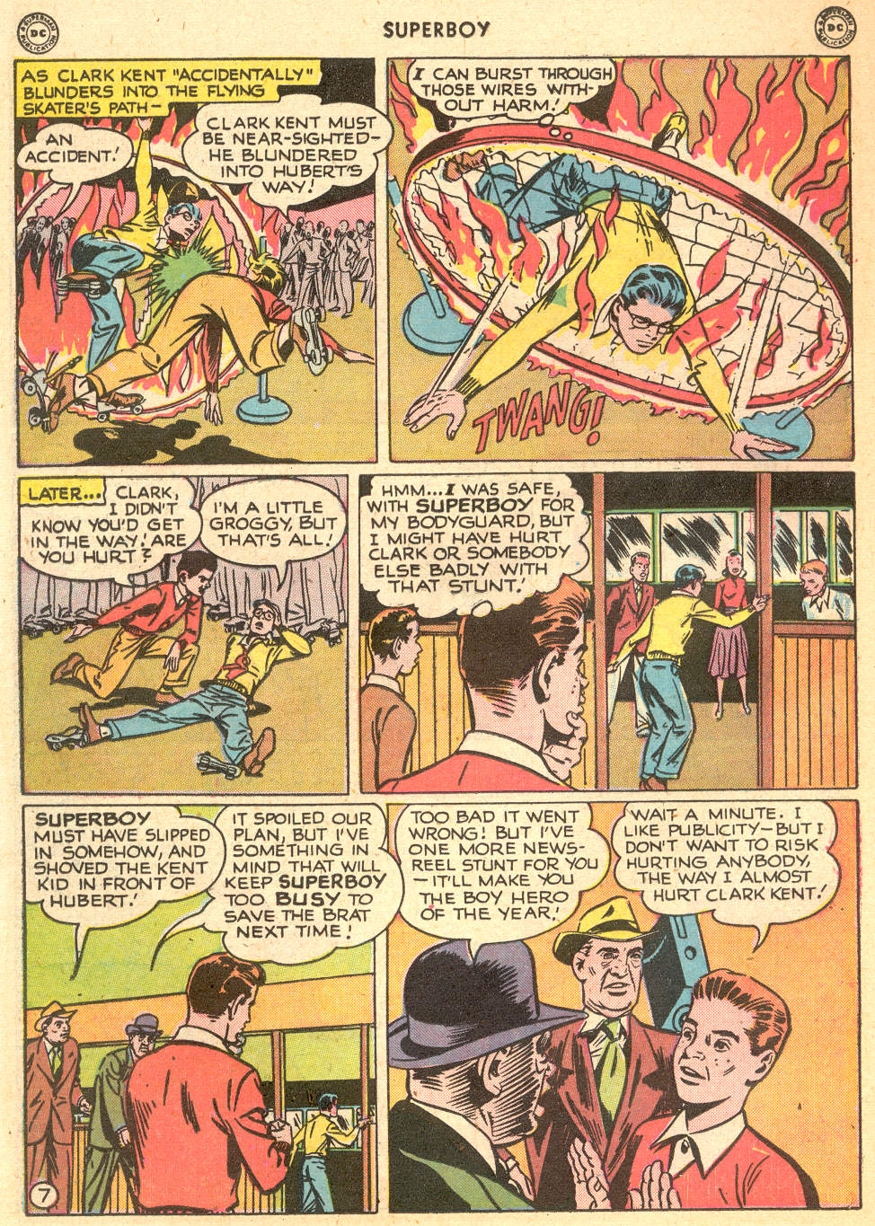 Superboy (1949) issue 3 - Page 20