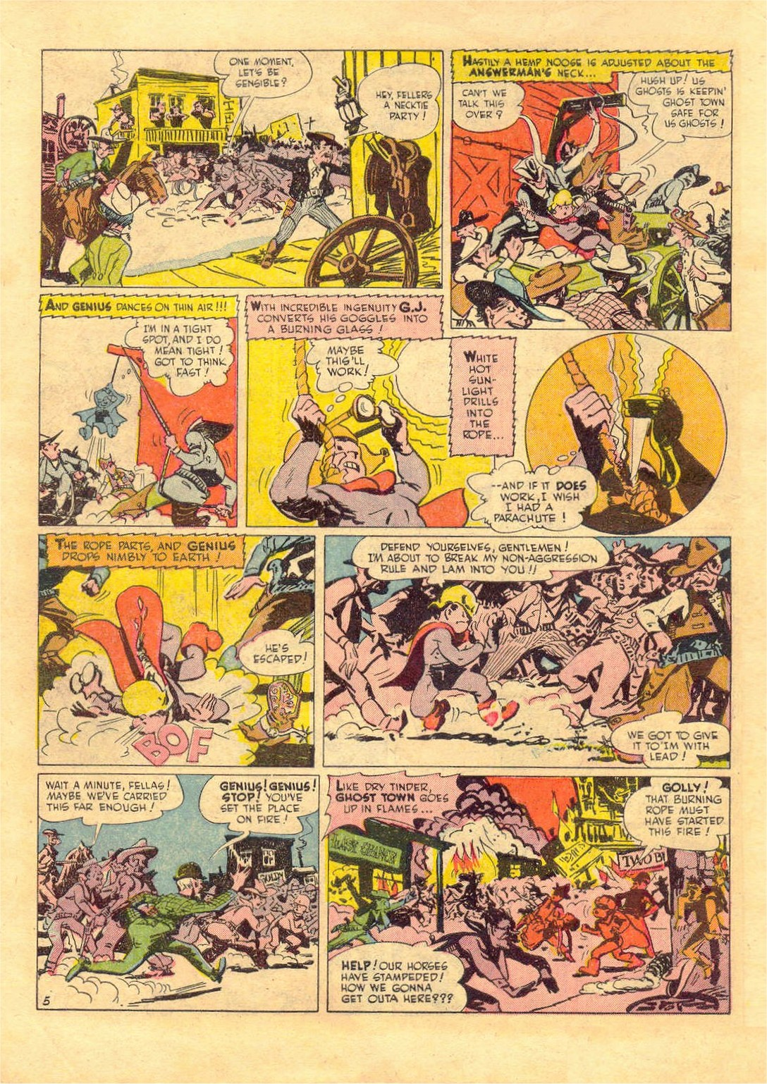 Read online Adventure Comics (1938) comic -  Issue #87 - 18