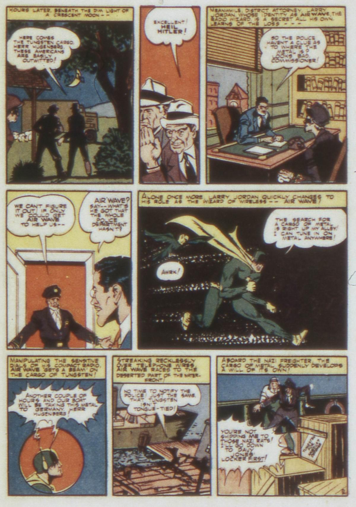 Read online Detective Comics (1937) comic -  Issue #74 - 51