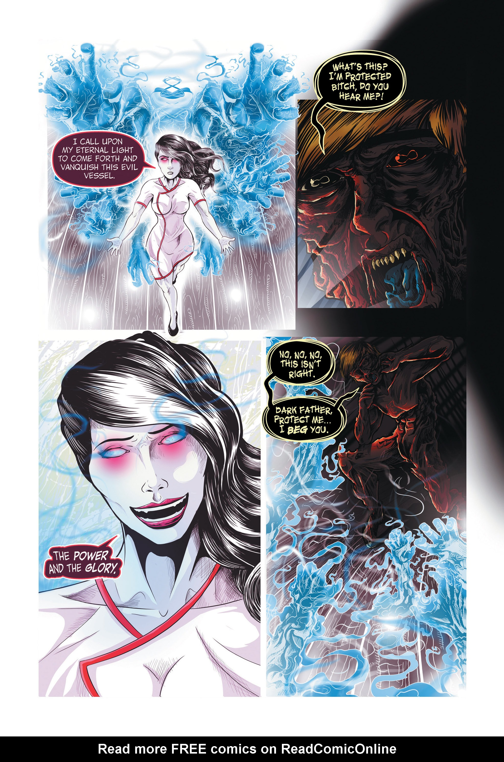 Read online Redemption Heights comic -  Issue # Full - 76