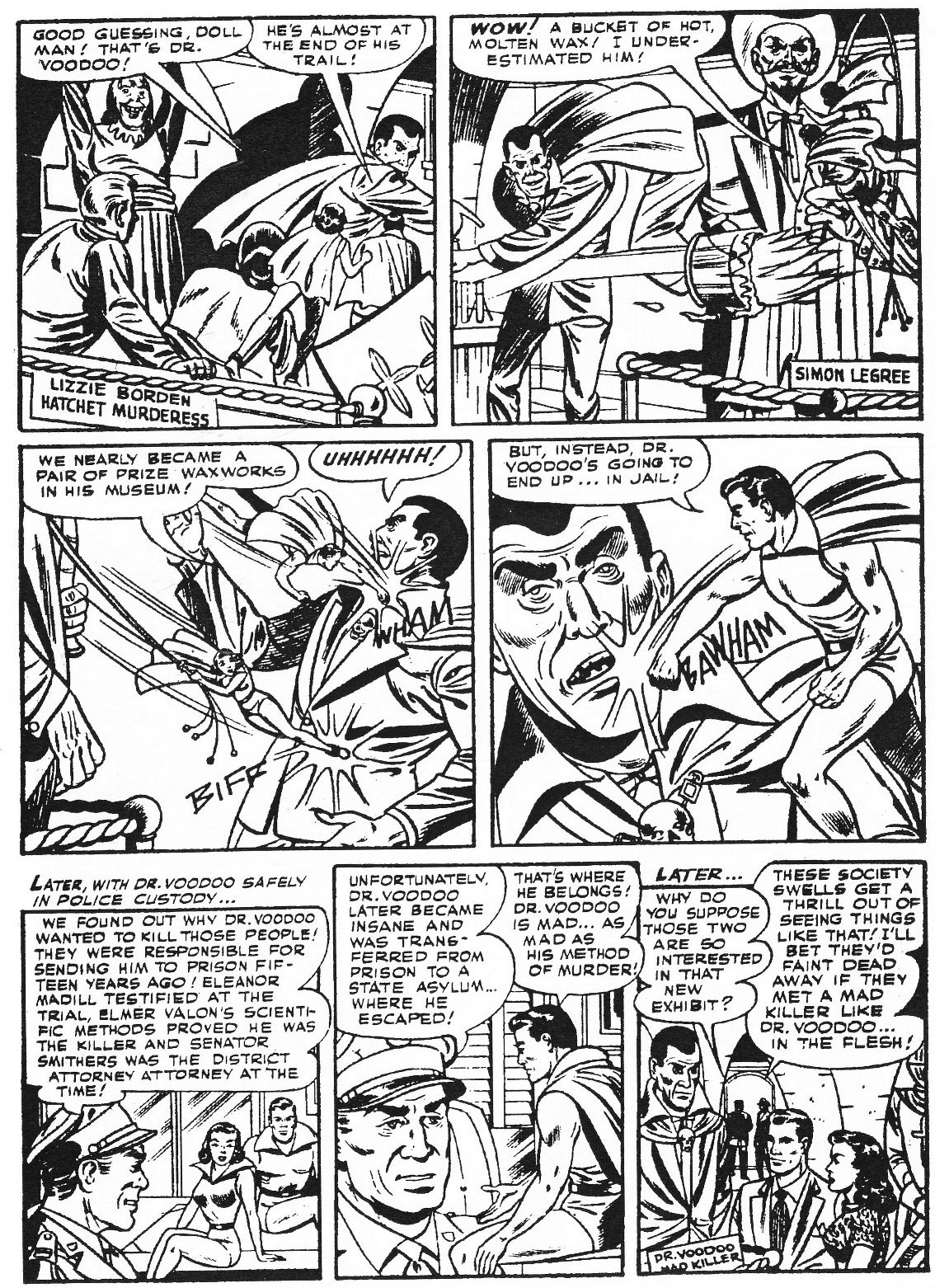 Read online Men of Mystery Comics comic -  Issue #82 - 66