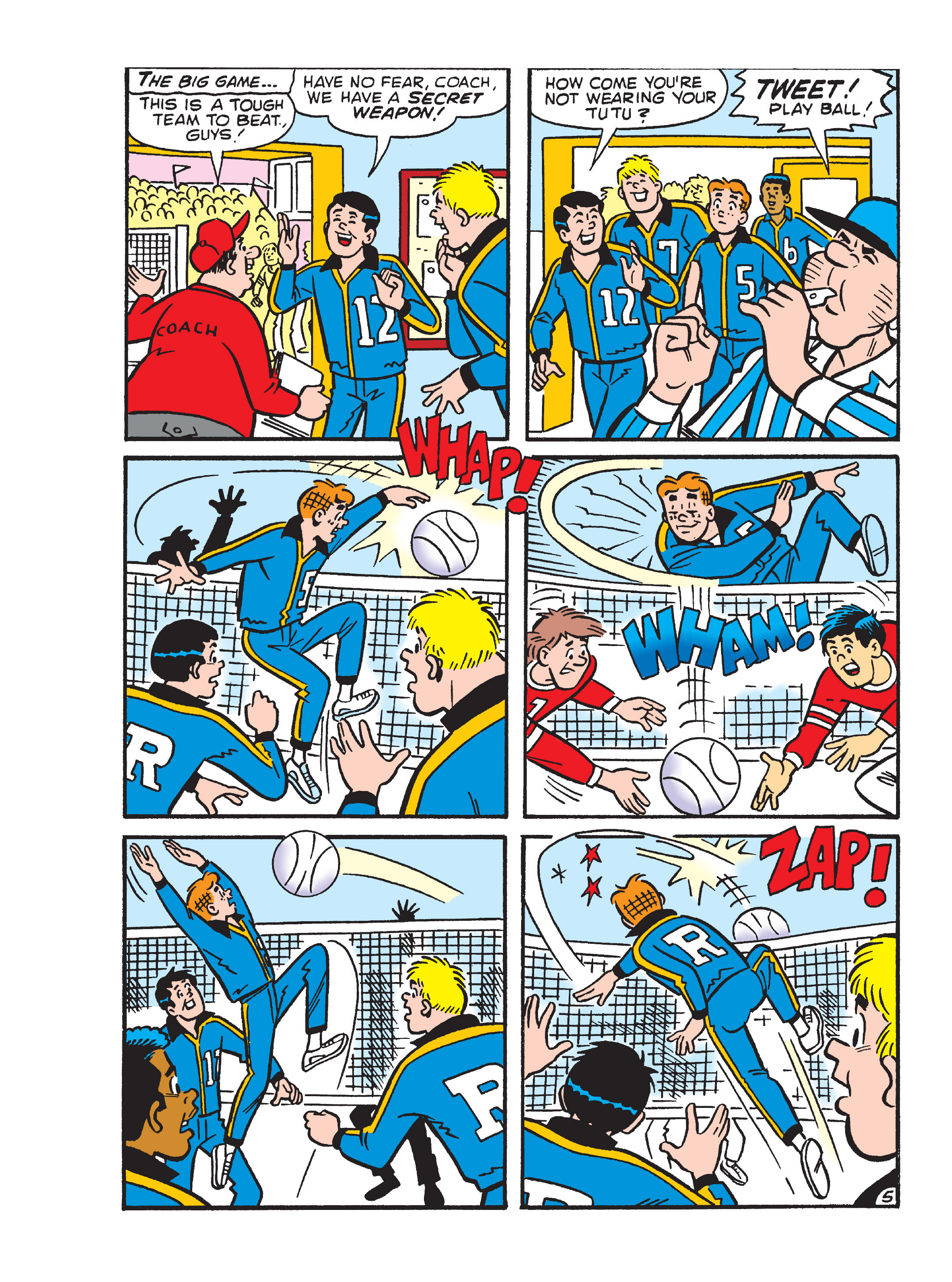 Read online Archie 1000 Page Comics Blowout! comic -  Issue # TPB (Part 4) - 18