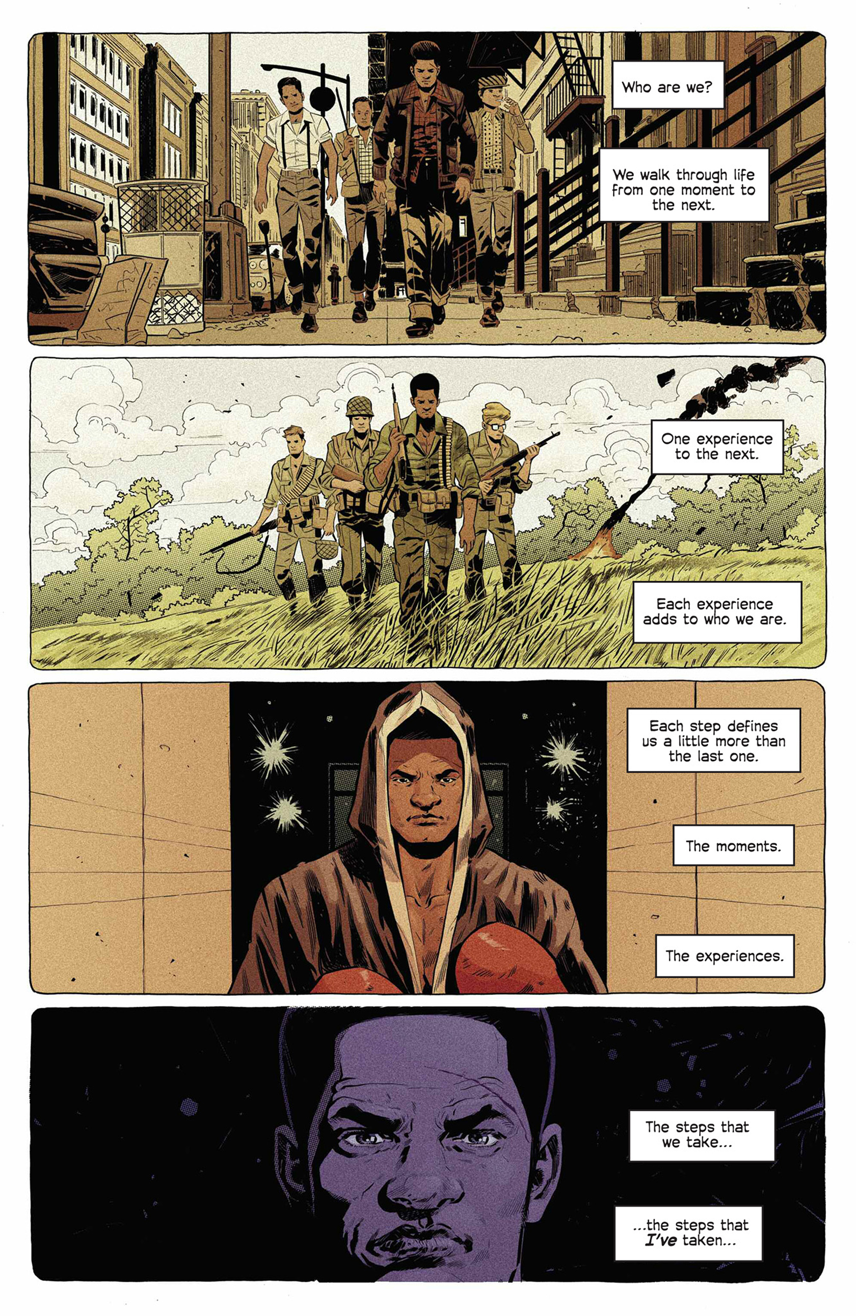 Read online Shaft comic -  Issue #6 - 5