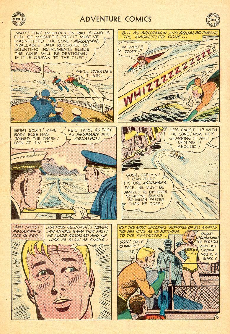 Read online Adventure Comics (1938) comic -  Issue #274 - 20
