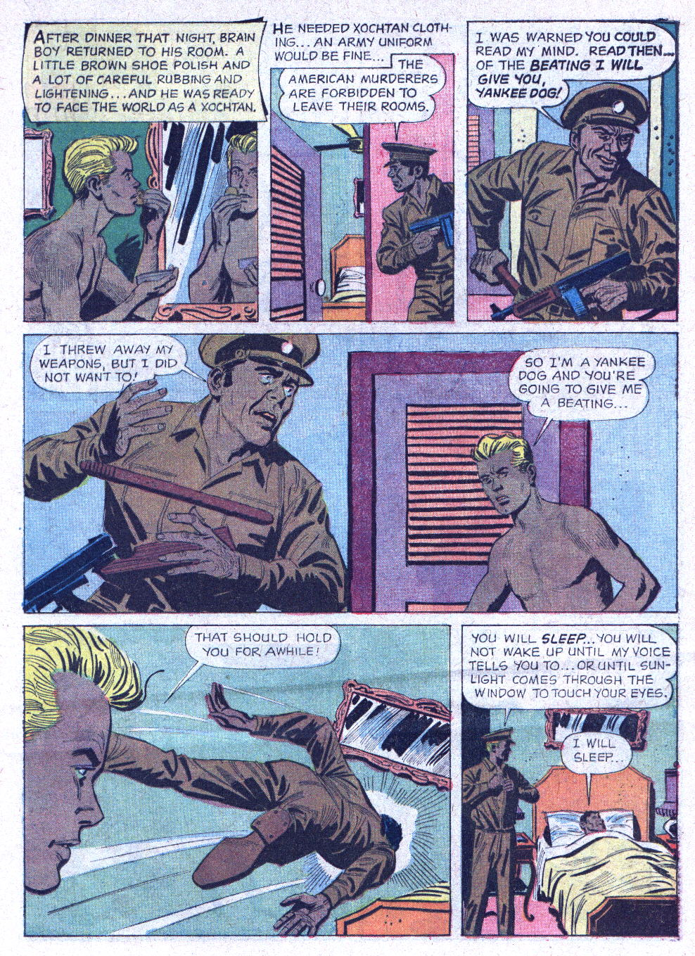 Four Color Comics issue 1330 - Page 21