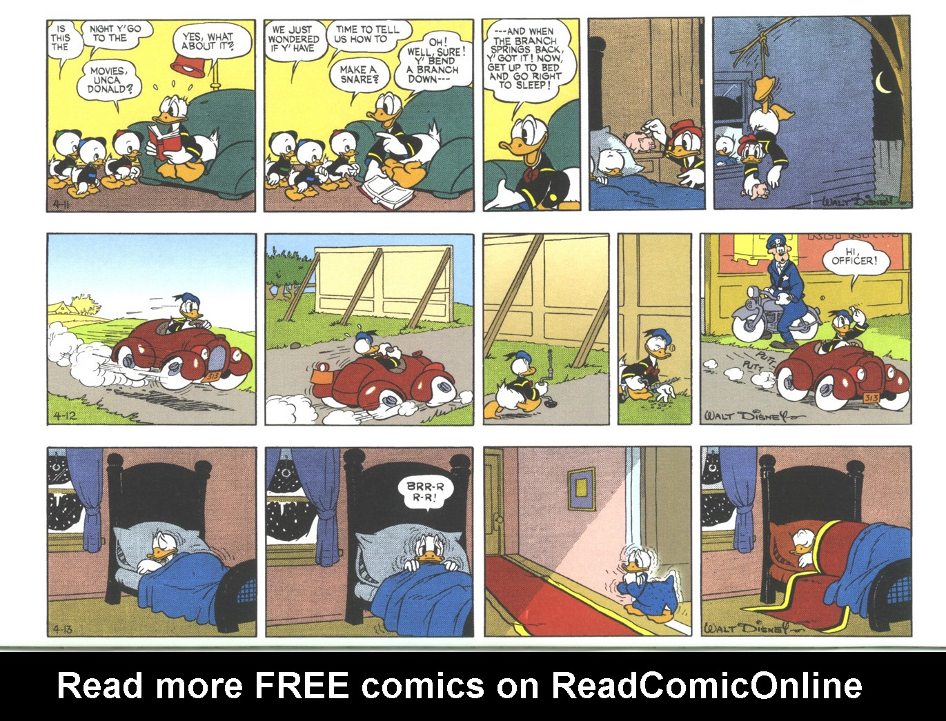 Read online Uncle Scrooge (1953) comic -  Issue #309 - 64