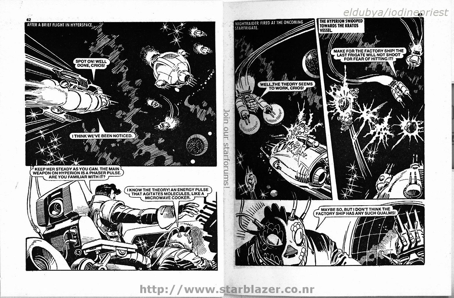 Starblazer issue 172 - Page 23