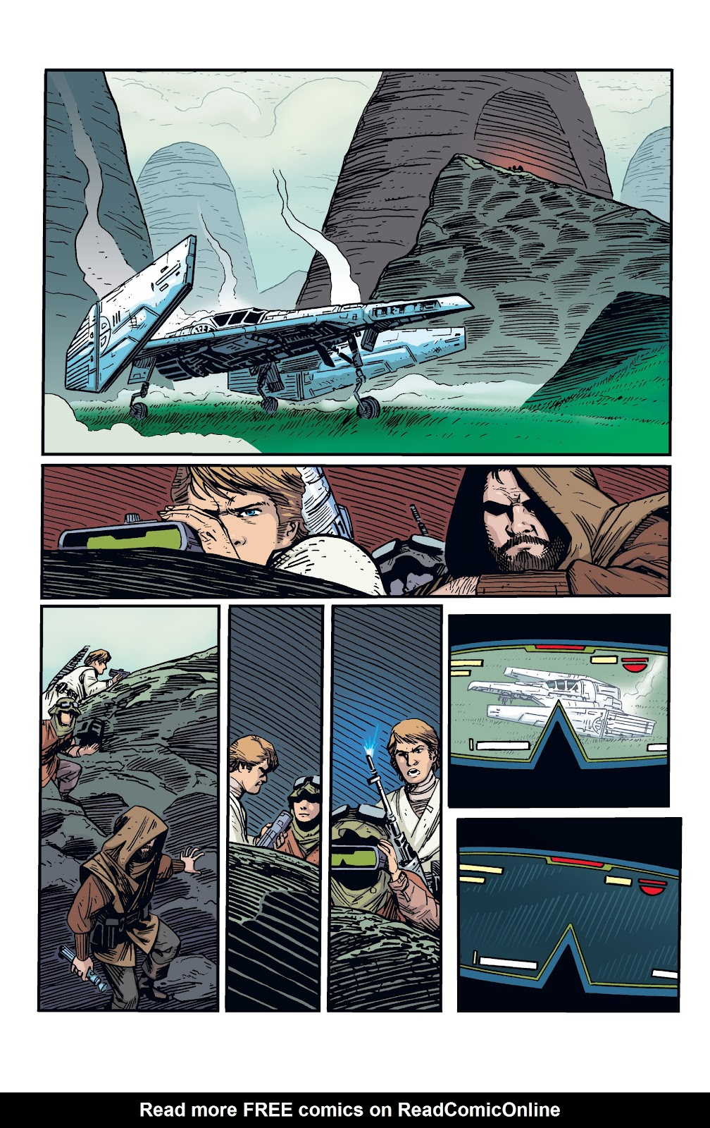 Read online Star Wars Legends: Infinities - Epic Collection comic -  Issue # TPB (Part 5) - 112