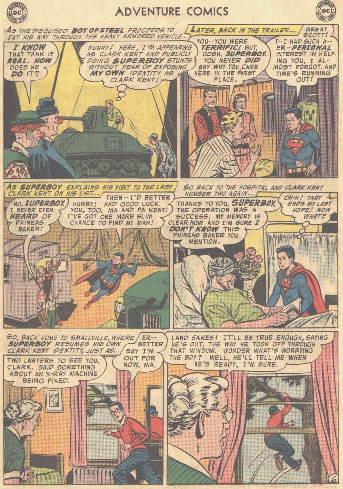 Read online Adventure Comics (1938) comic -  Issue #336 - 31