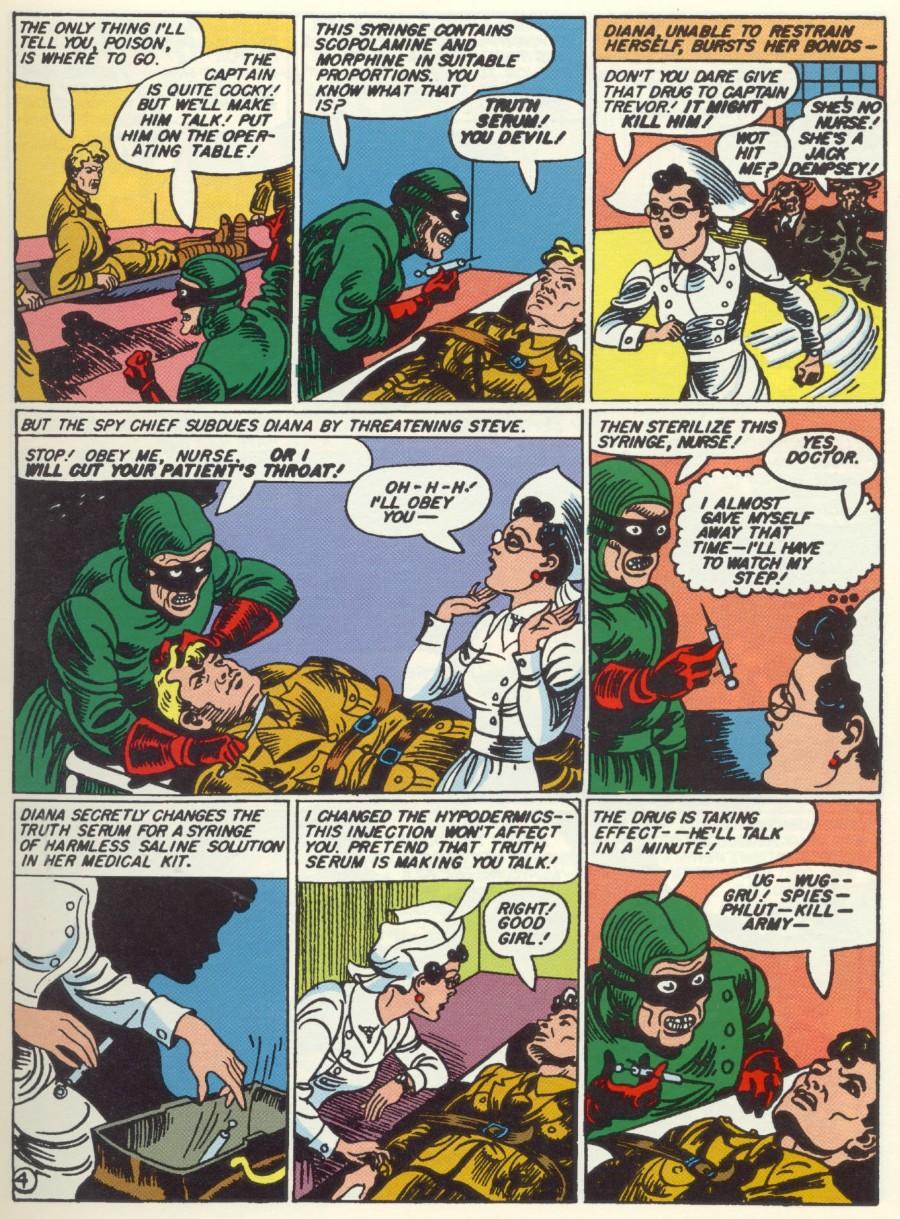 Read online Sensation (Mystery) Comics comic -  Issue #2 - 6