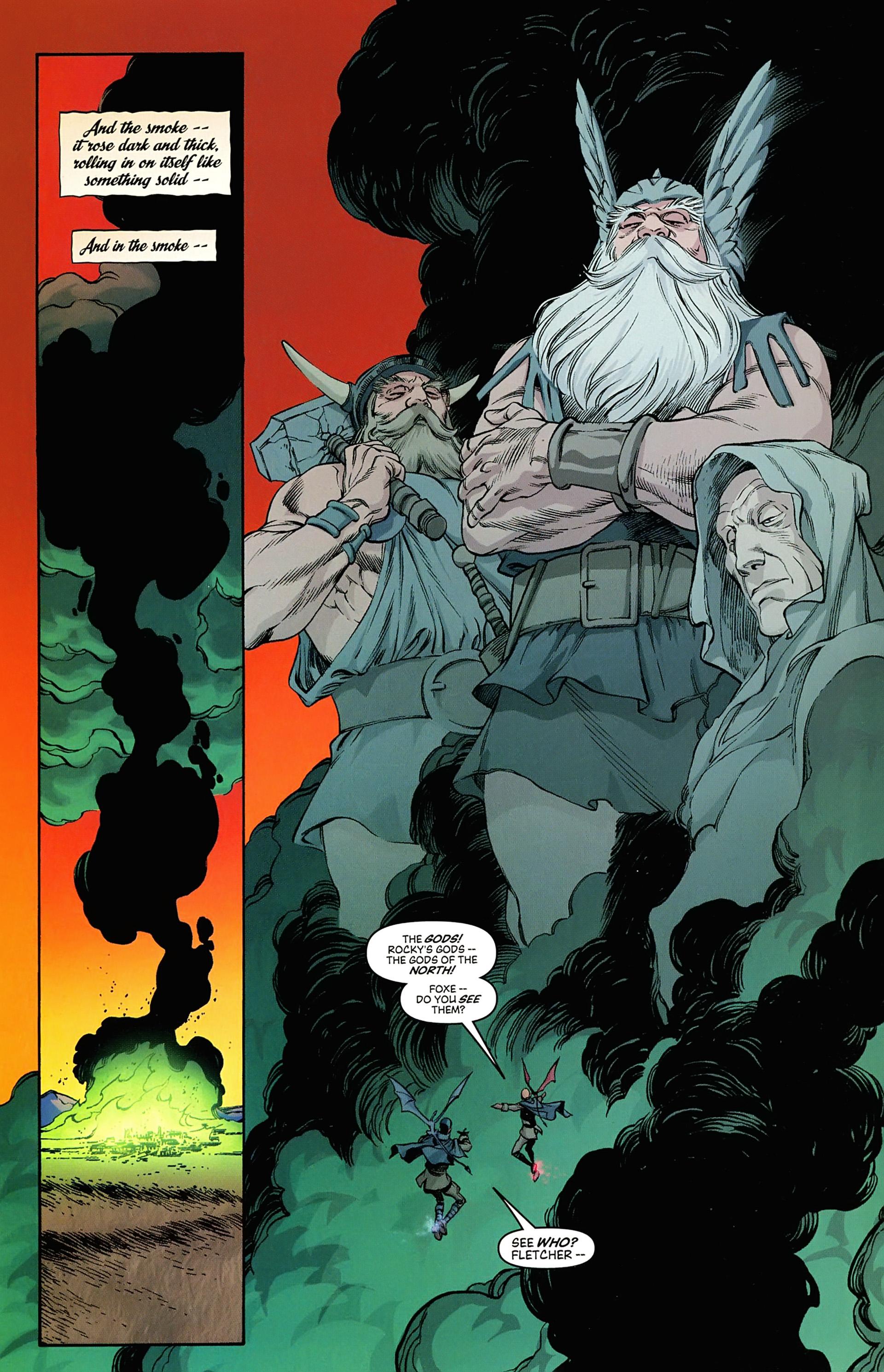 Read online Arrowsmith comic -  Issue #5 - 20