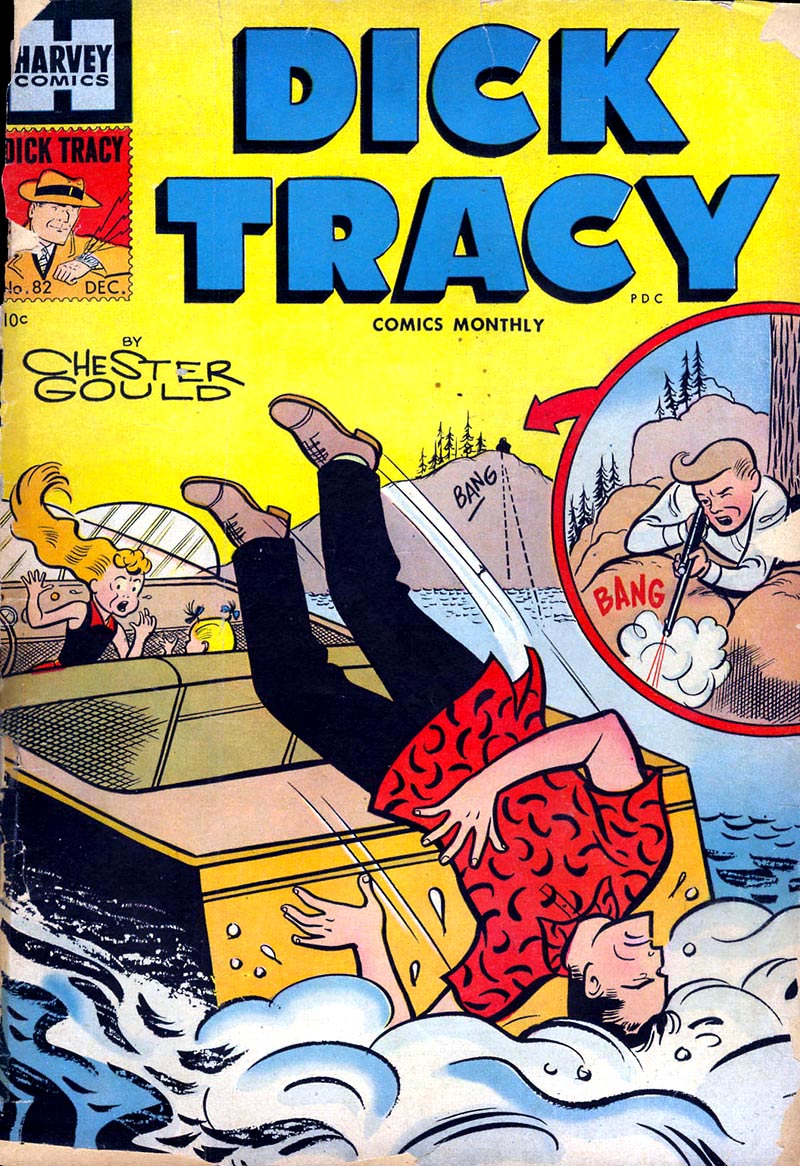 Dick Tracy (1950) 83 Page 1