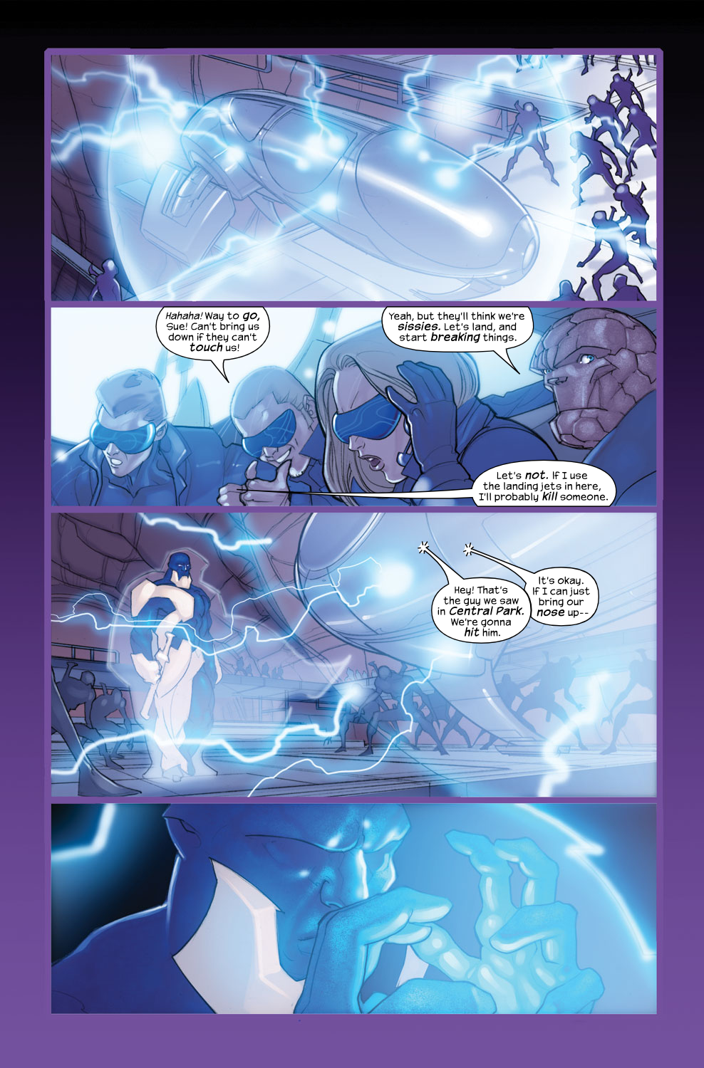 Read online Ultimate Fantastic Four (2004) comic -  Issue #35 - 9