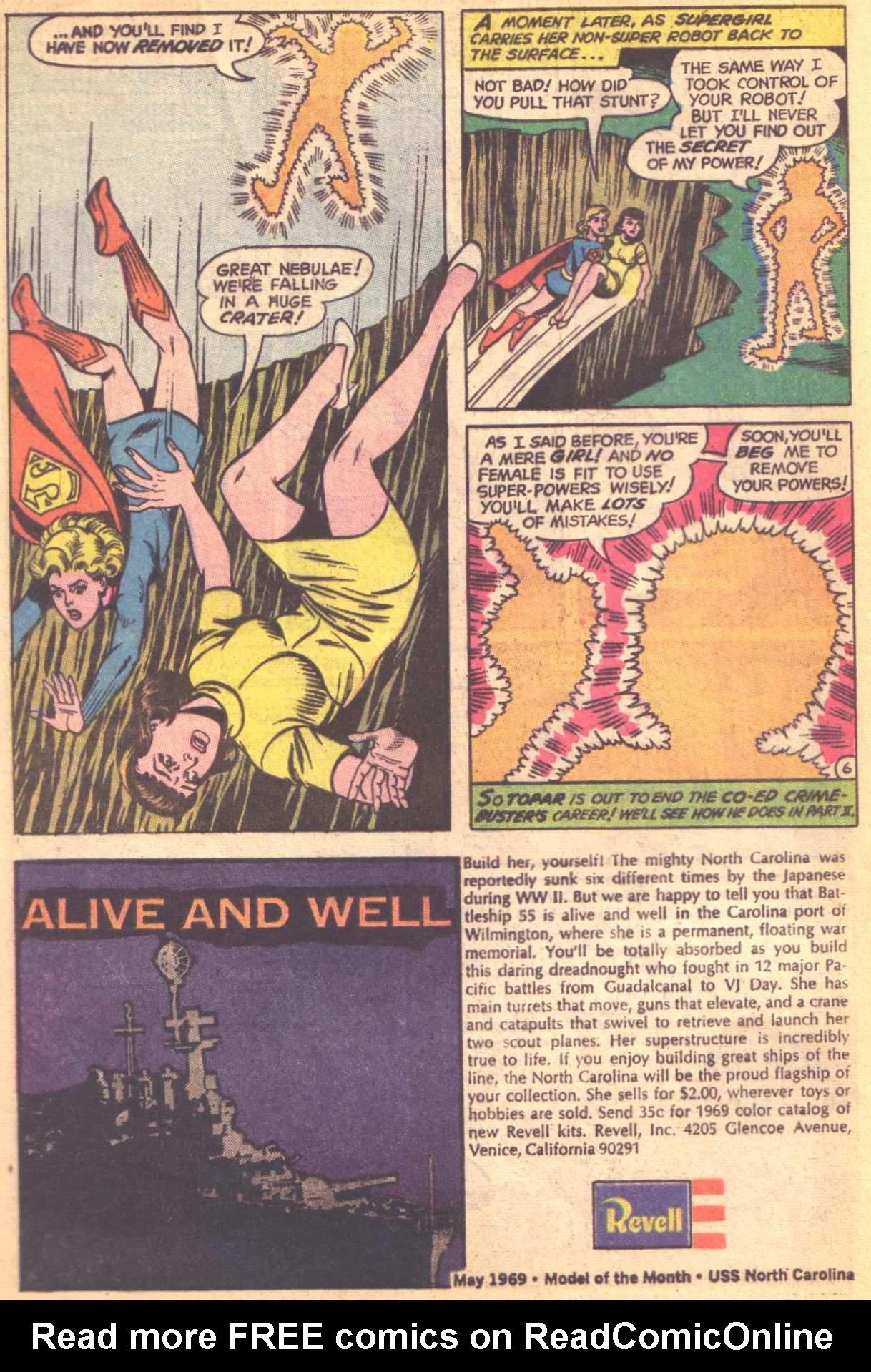 Read online Adventure Comics (1938) comic -  Issue #382 - 8