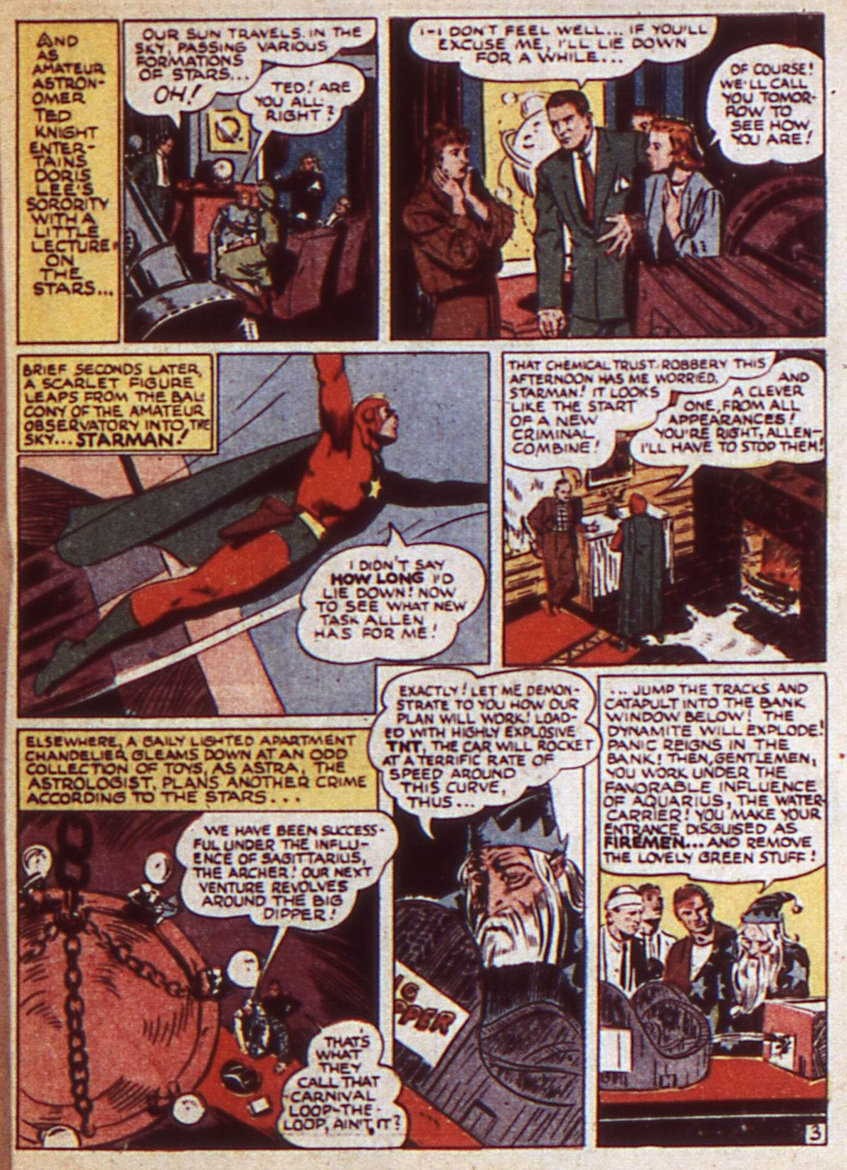Read online Adventure Comics (1938) comic -  Issue #85 - 17