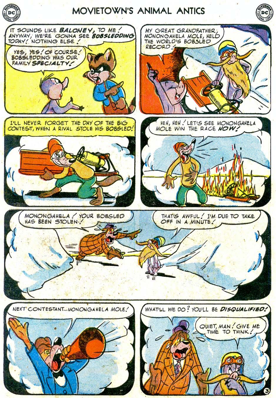 Read online Animal Antics comic -  Issue #37 - 5