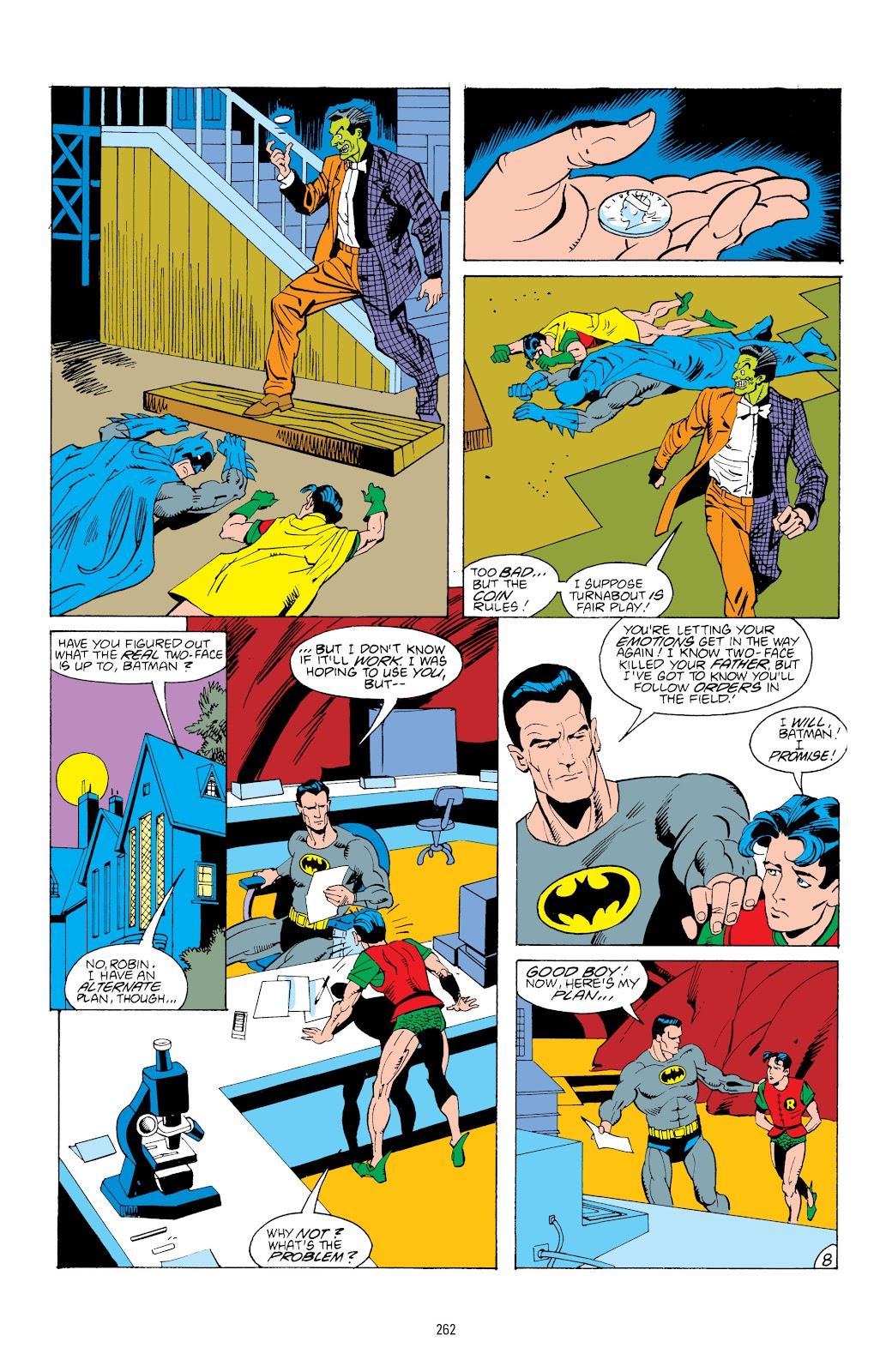 Read online Detective Comics (1937) comic -  Issue # _TPB Batman - The Dark Knight Detective 1 (Part 3) - 62