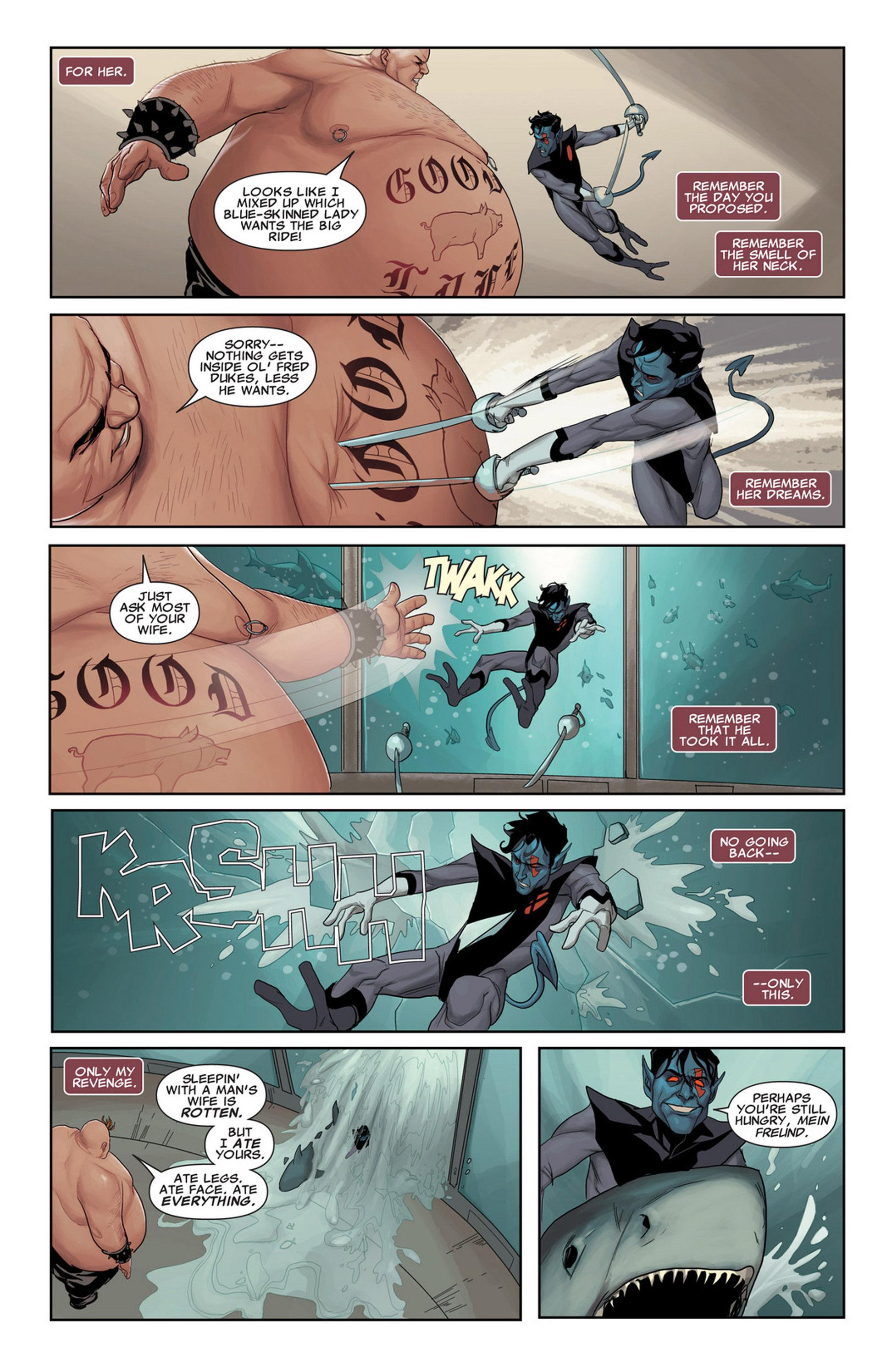 Uncanny X-Force (2010) #33 #35 - English 19