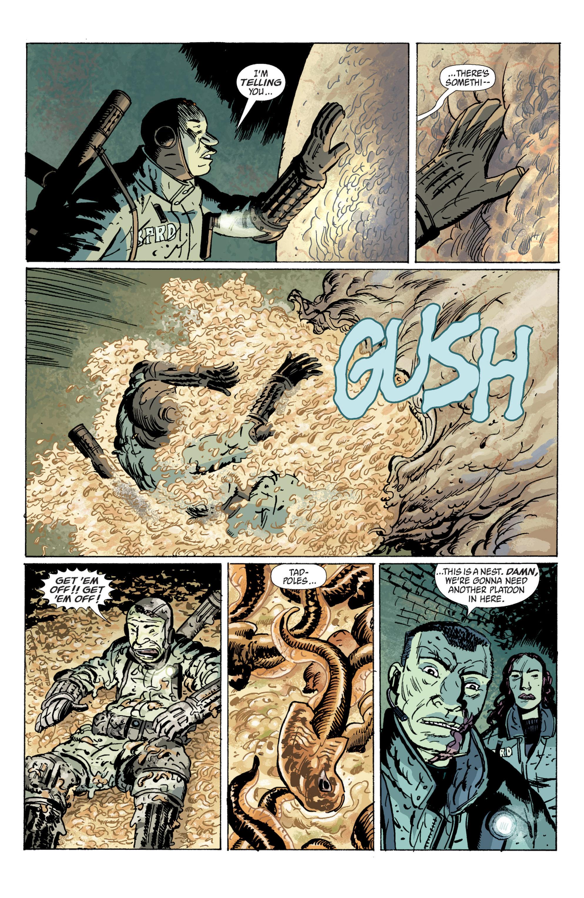 Read online B.P.R.D. (2003) comic -  Issue # TPB 5 - 26