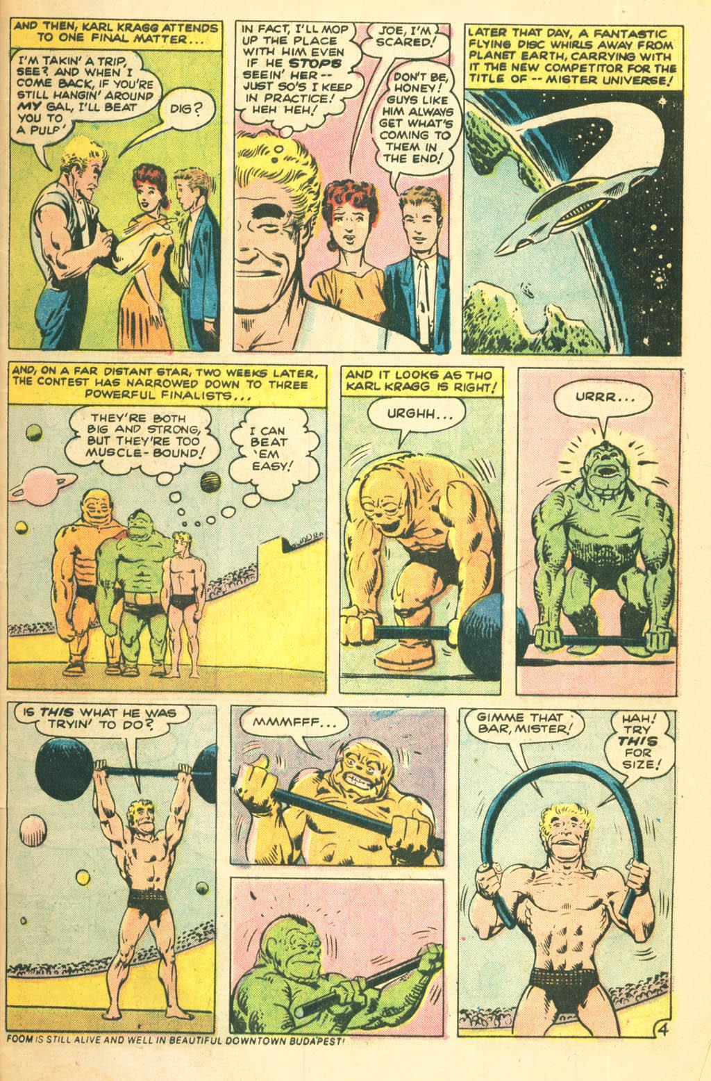 Read online Uncanny X-Men (1963) comic -  Issue #87 - 33