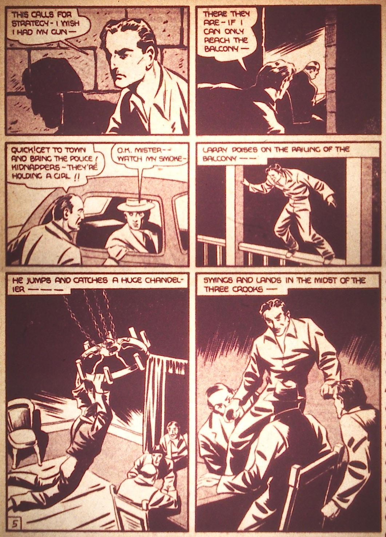 Read online Detective Comics (1937) comic -  Issue #18 - 20