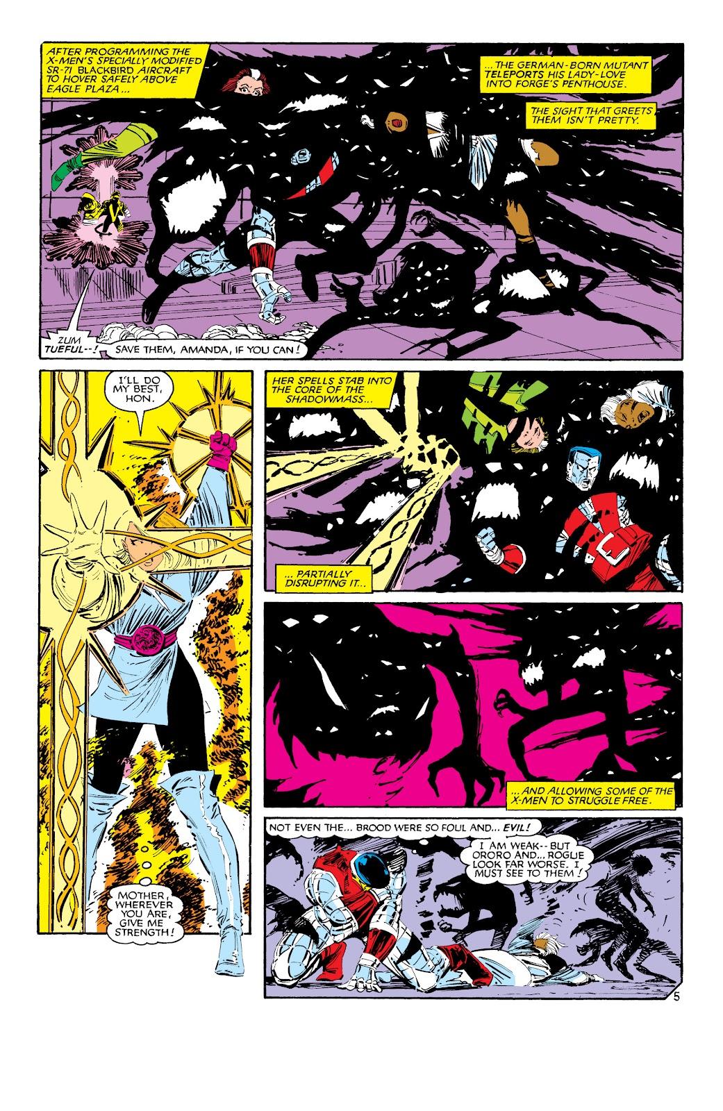 Uncanny X-Men (1963) issue 188 - Page 6