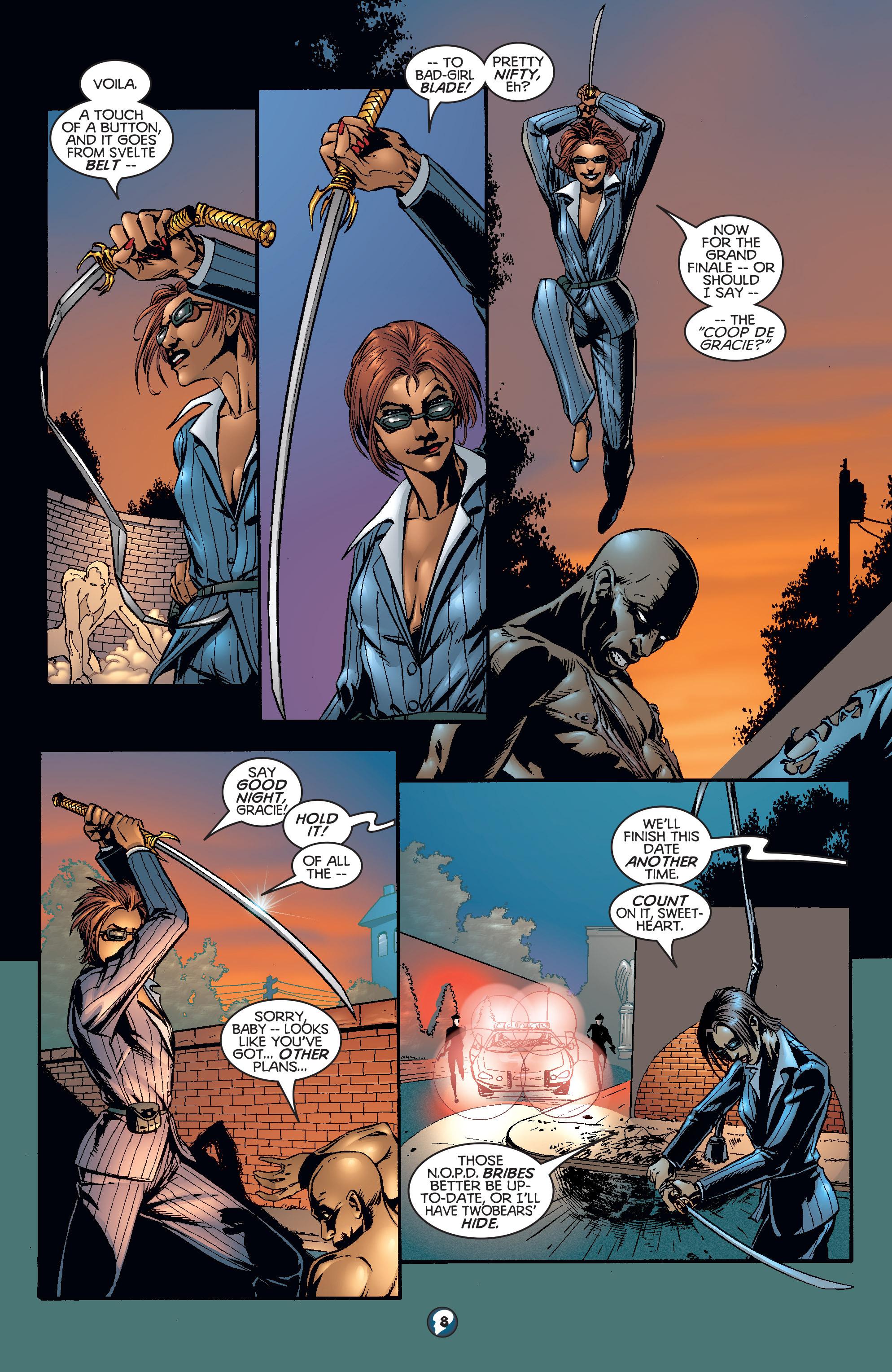 Read online Shadowman (1997) comic -  Issue #17 - 7
