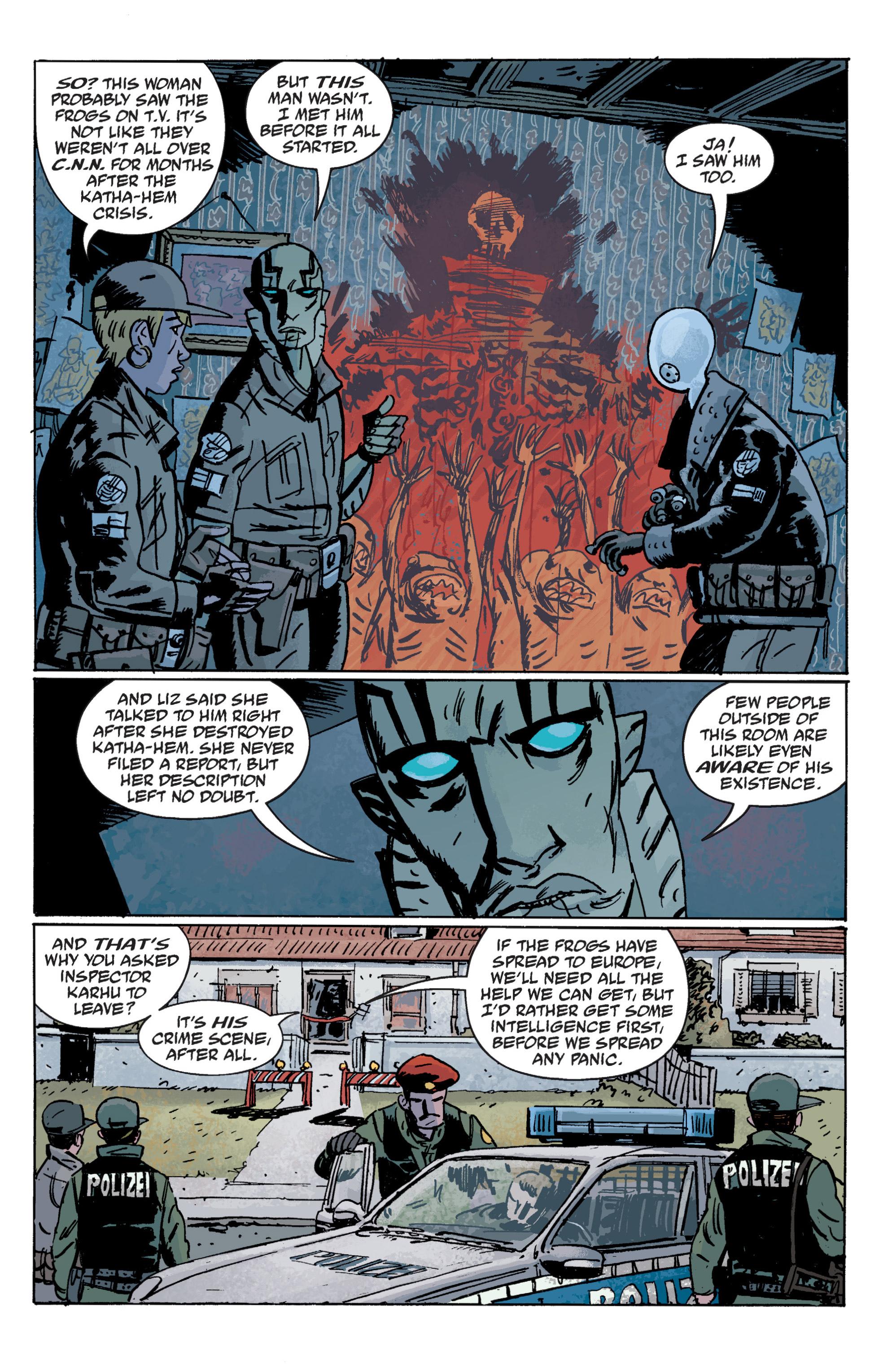 Read online B.P.R.D. (2003) comic -  Issue # TPB 10 - 77