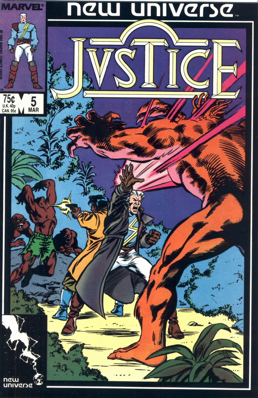 Justice (1986) 5 Page 1
