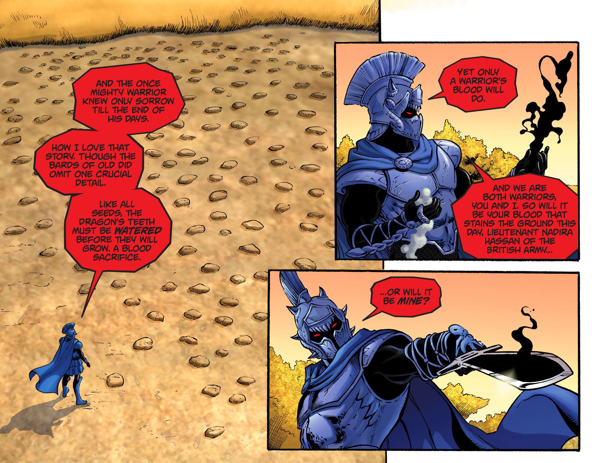 Read online Sensation Comics Featuring Wonder Woman comic -  Issue #34 - 5