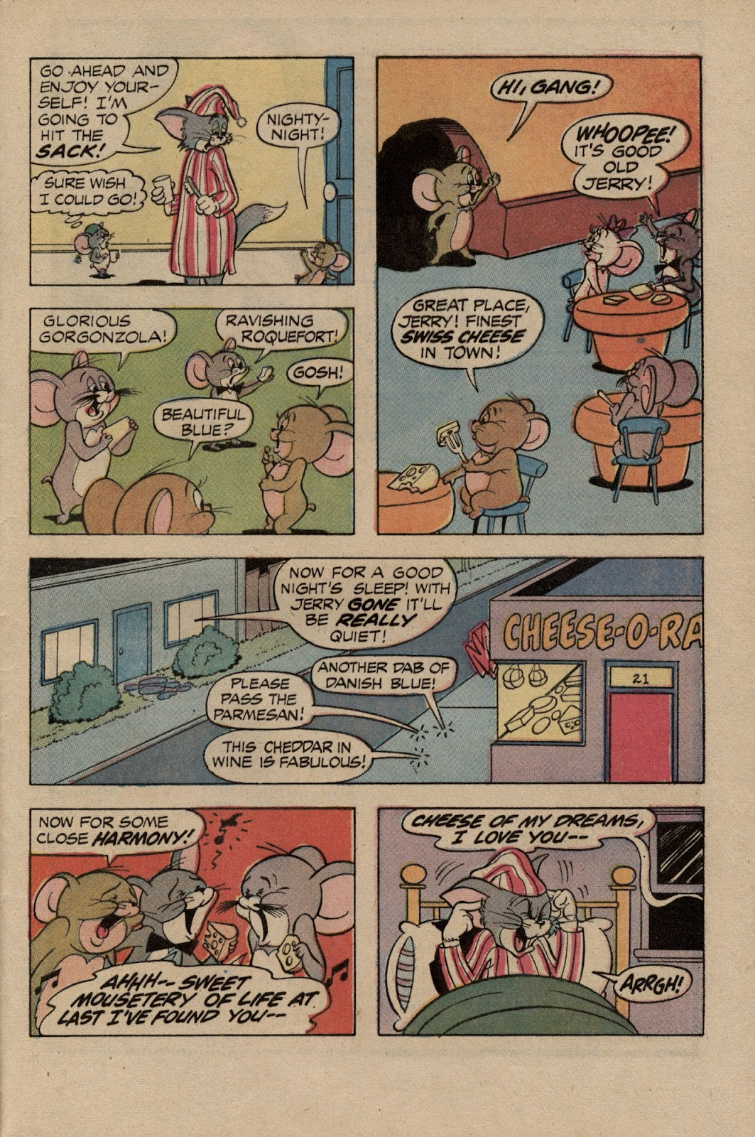 Tom and Jerry issue 271 - Page 29