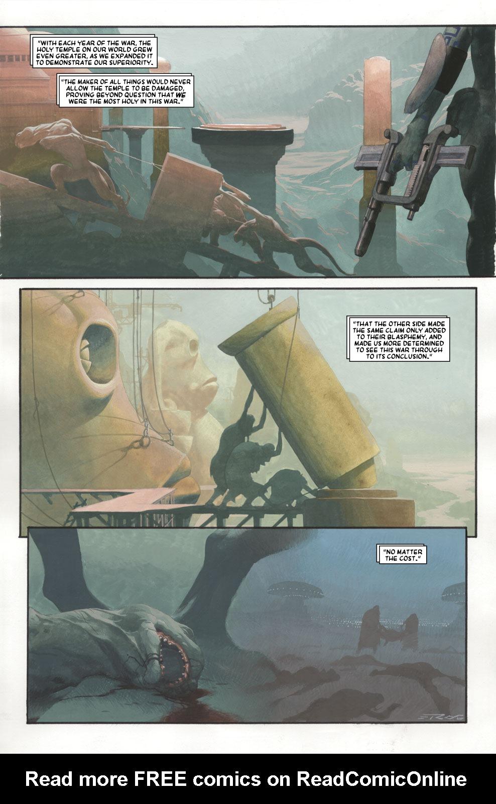 Read online Silver Surfer: Requiem comic -  Issue #3 - 17