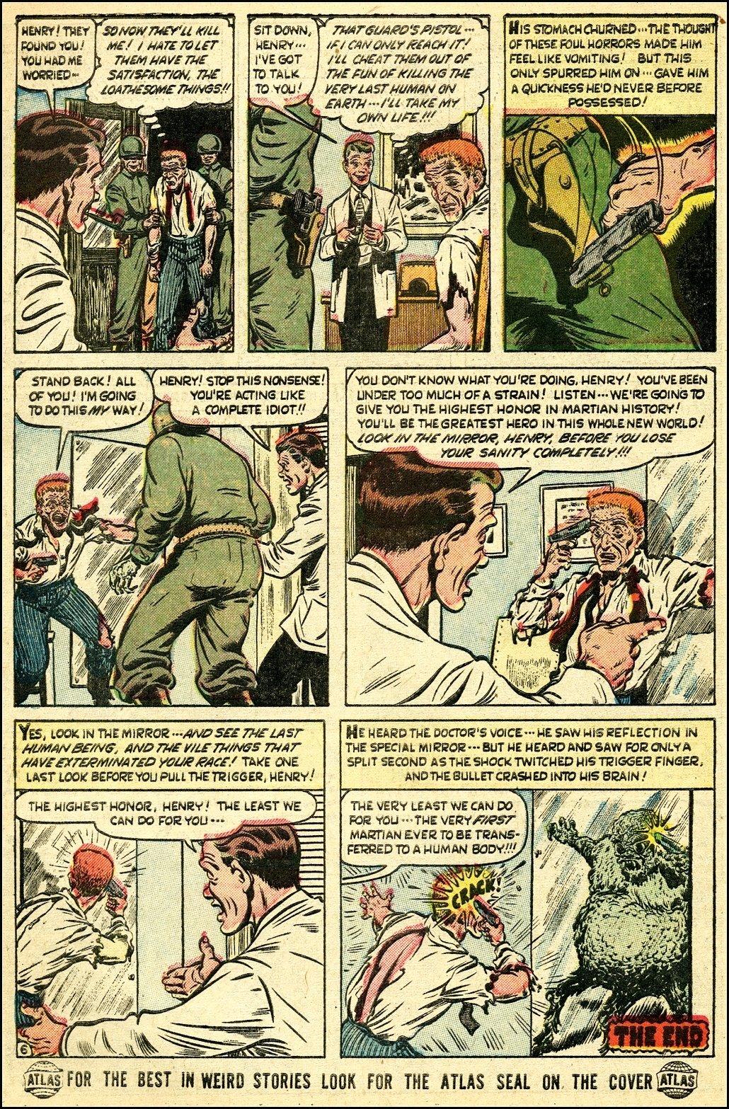 Read online Adventures into Weird Worlds comic -  Issue #25 - 7