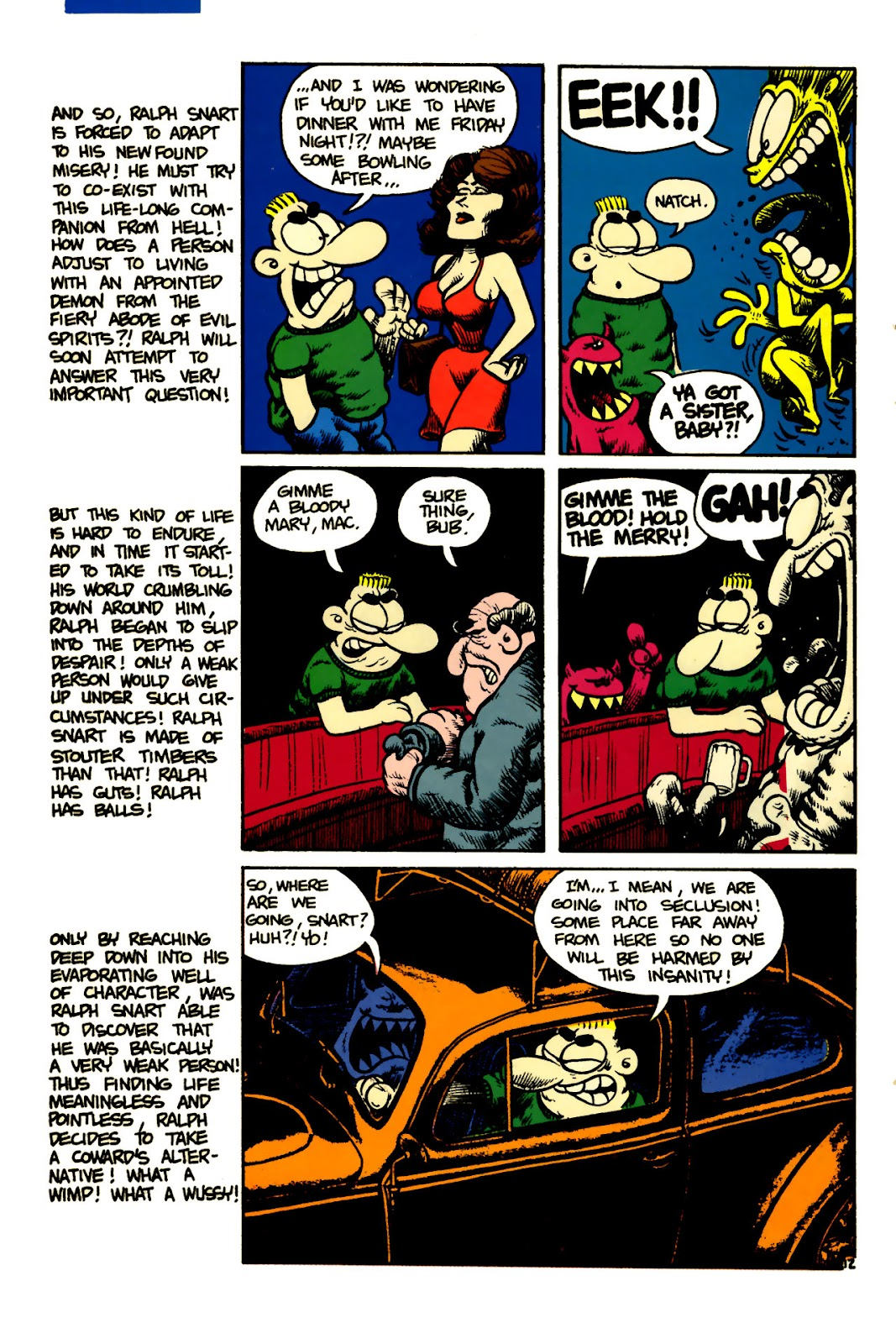 Ralph Snart Adventures (1988) issue 5 - Page 14