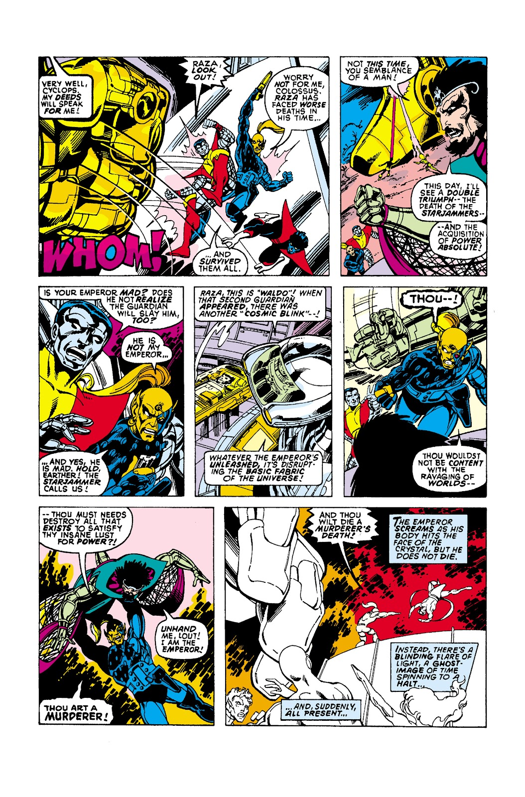 Uncanny X-Men (1963) issue 108 - Page 9