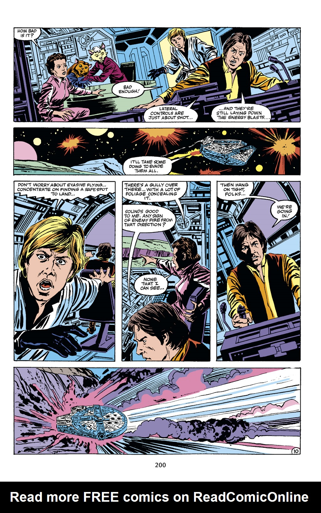 Read online Star Wars Omnibus comic -  Issue # Vol. 21 - 192