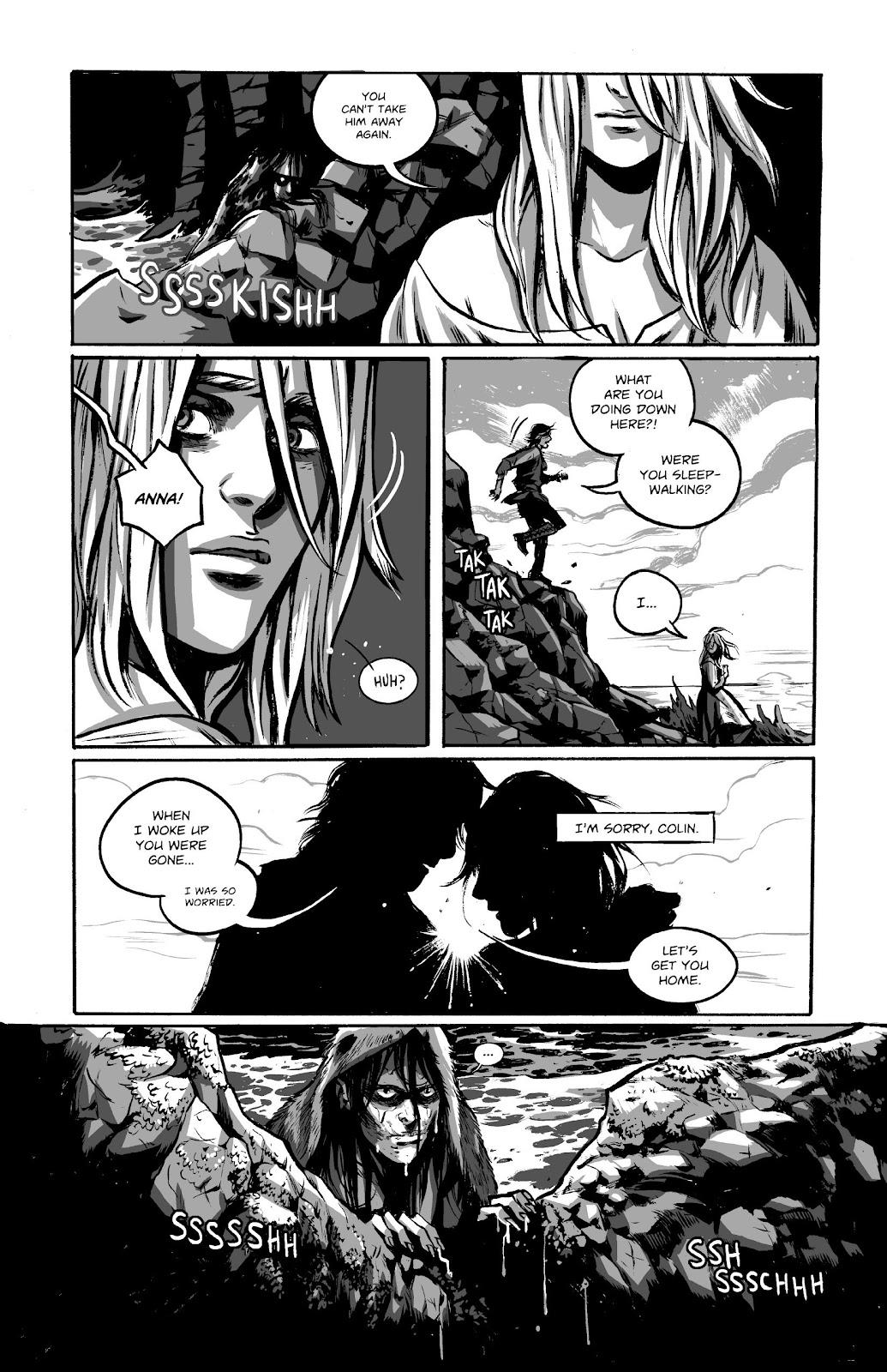 Read online Demeter comic -  Issue # Full - 16