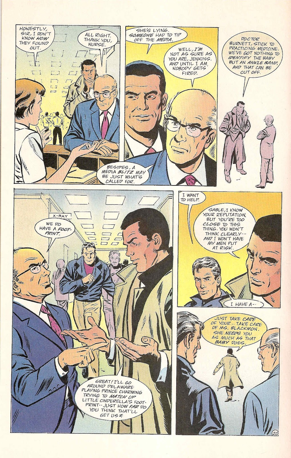 Sable issue 25 - Page 25