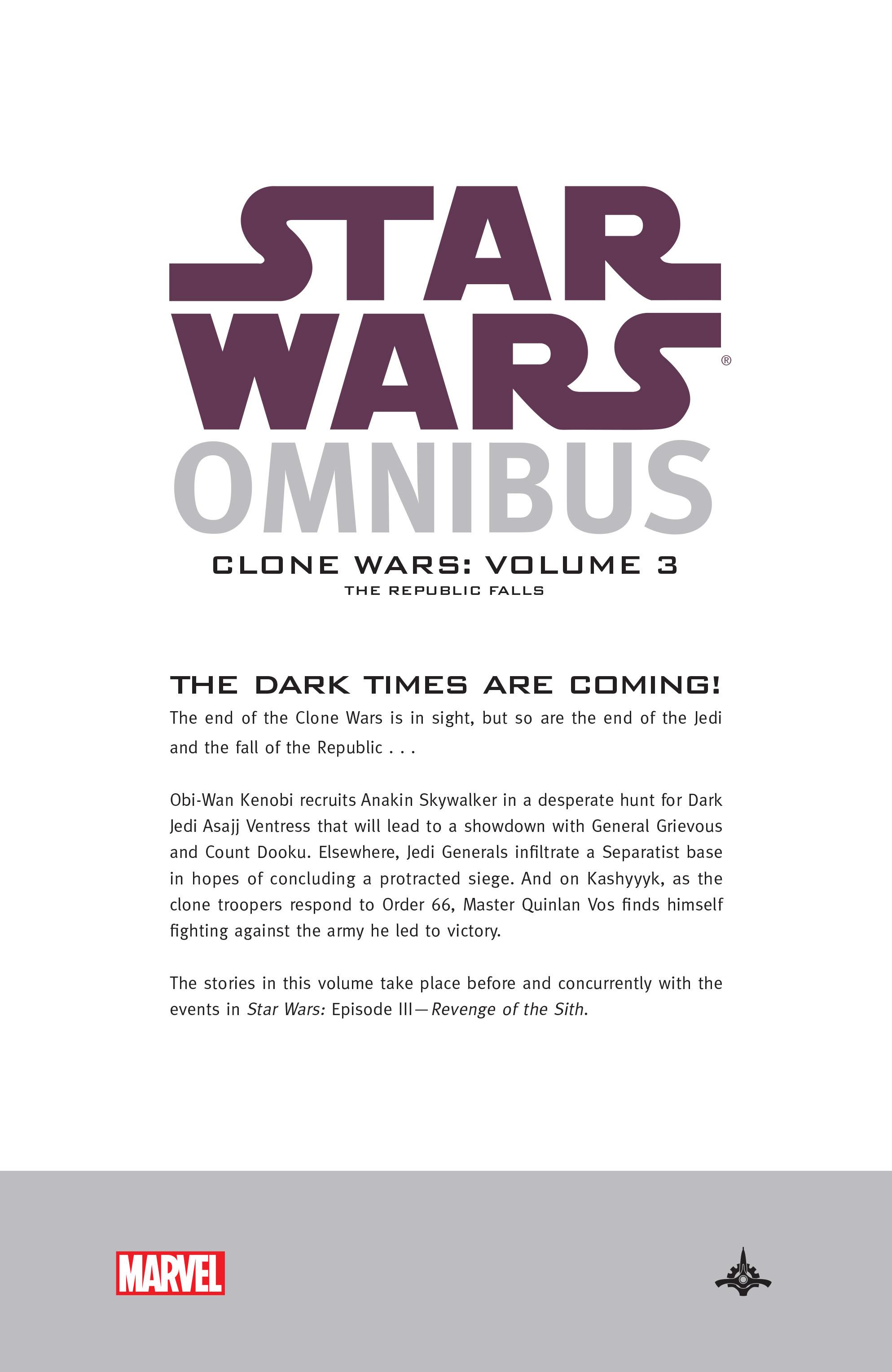 Read online Star Wars Omnibus comic -  Issue # Vol. 26 - 426