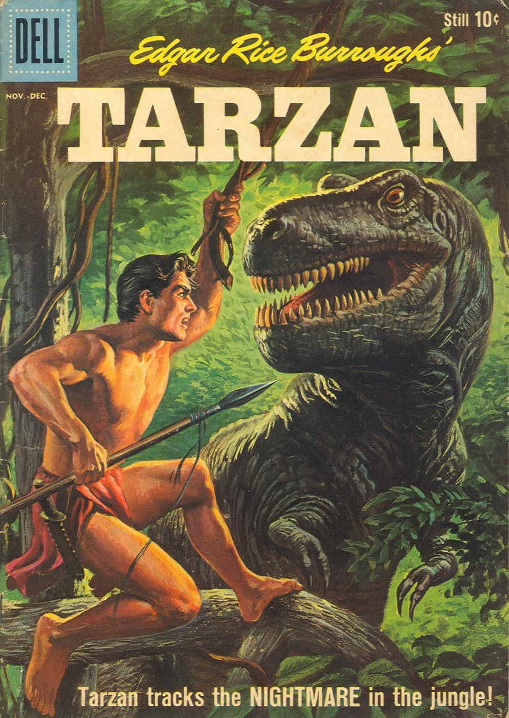 Tarzan (1948) issue 121 - Page 1