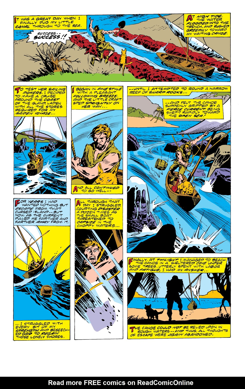 Marvel Classics Comics Series Featuring issue 19 - Page 27