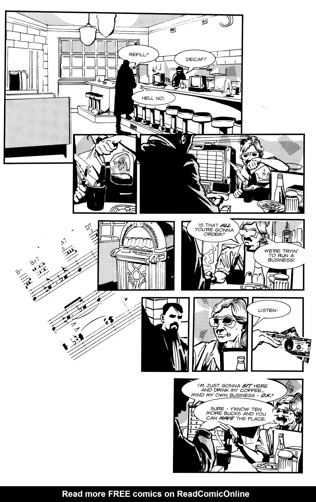 Read online Goldfish comic -  Issue # TPB (Part 1) - 24
