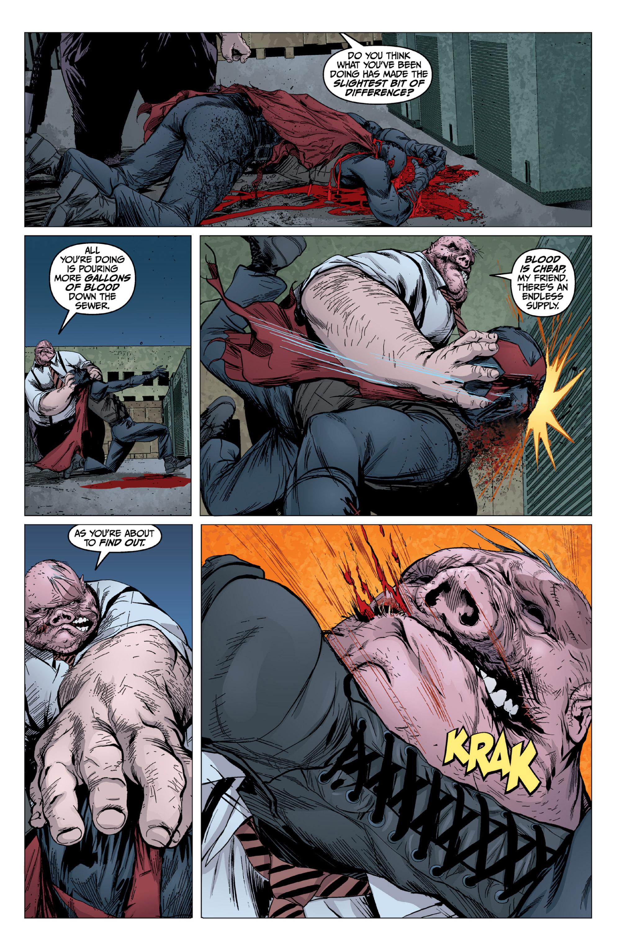 Read online X: Big Bad comic -  Issue # Full - 107