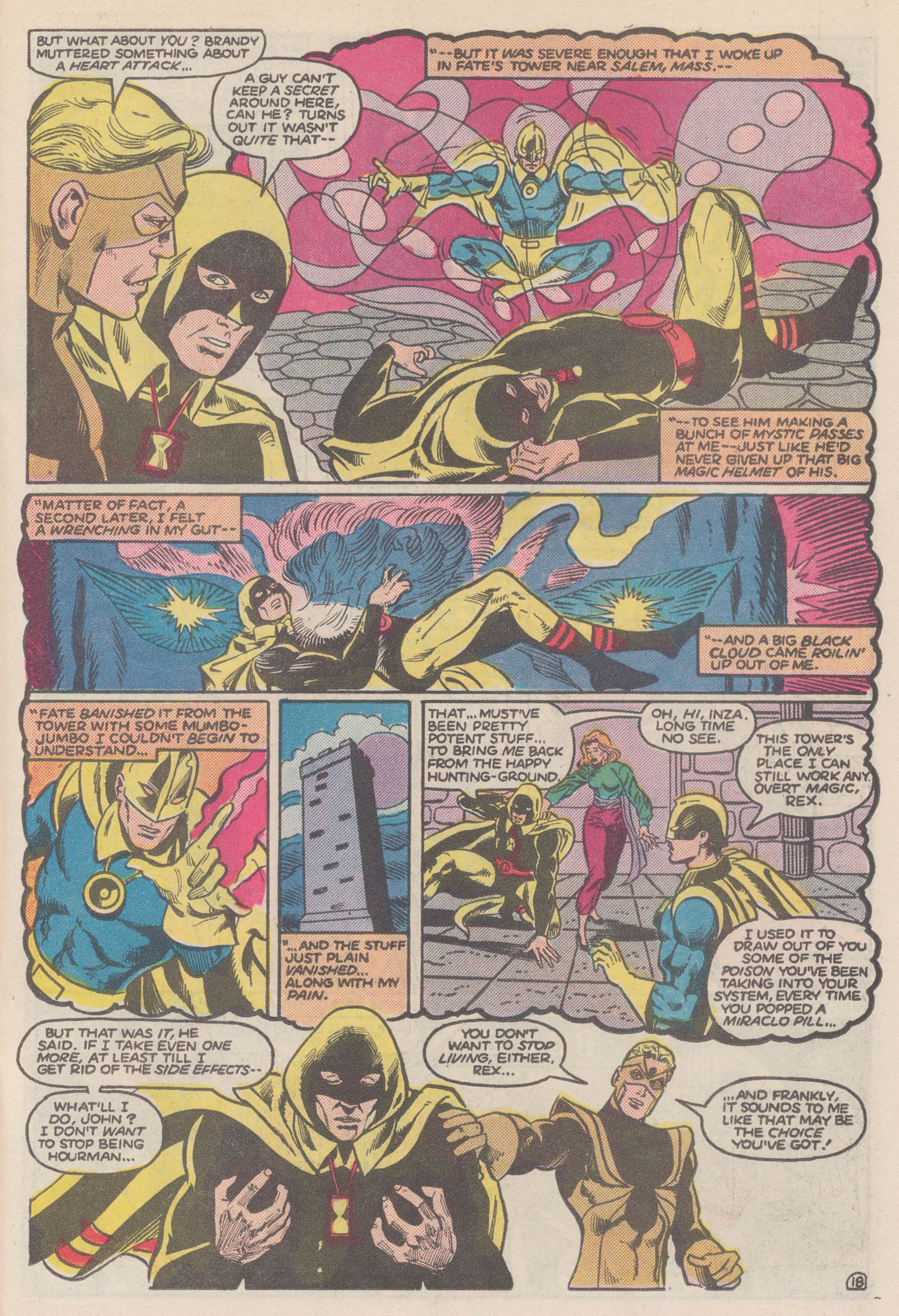 Read online All-Star Squadron comic -  Issue #50 - 23