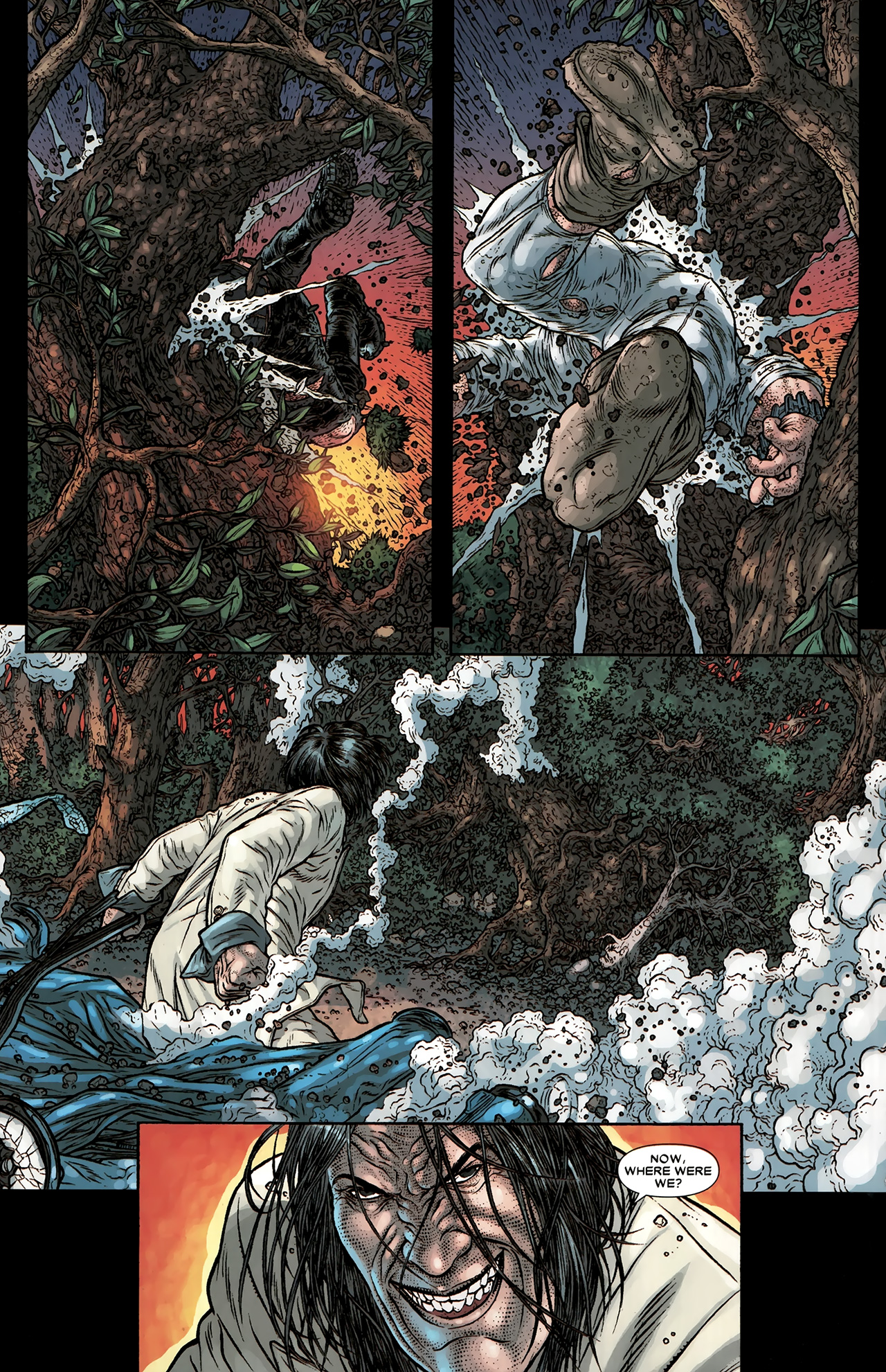 Read online Wolverine: The Best There Is comic -  Issue #10 - 15