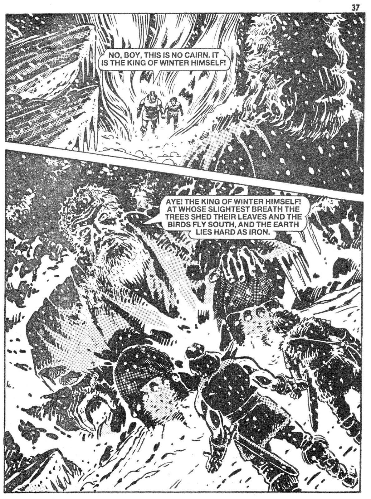 Starblazer issue 209 - Page 38