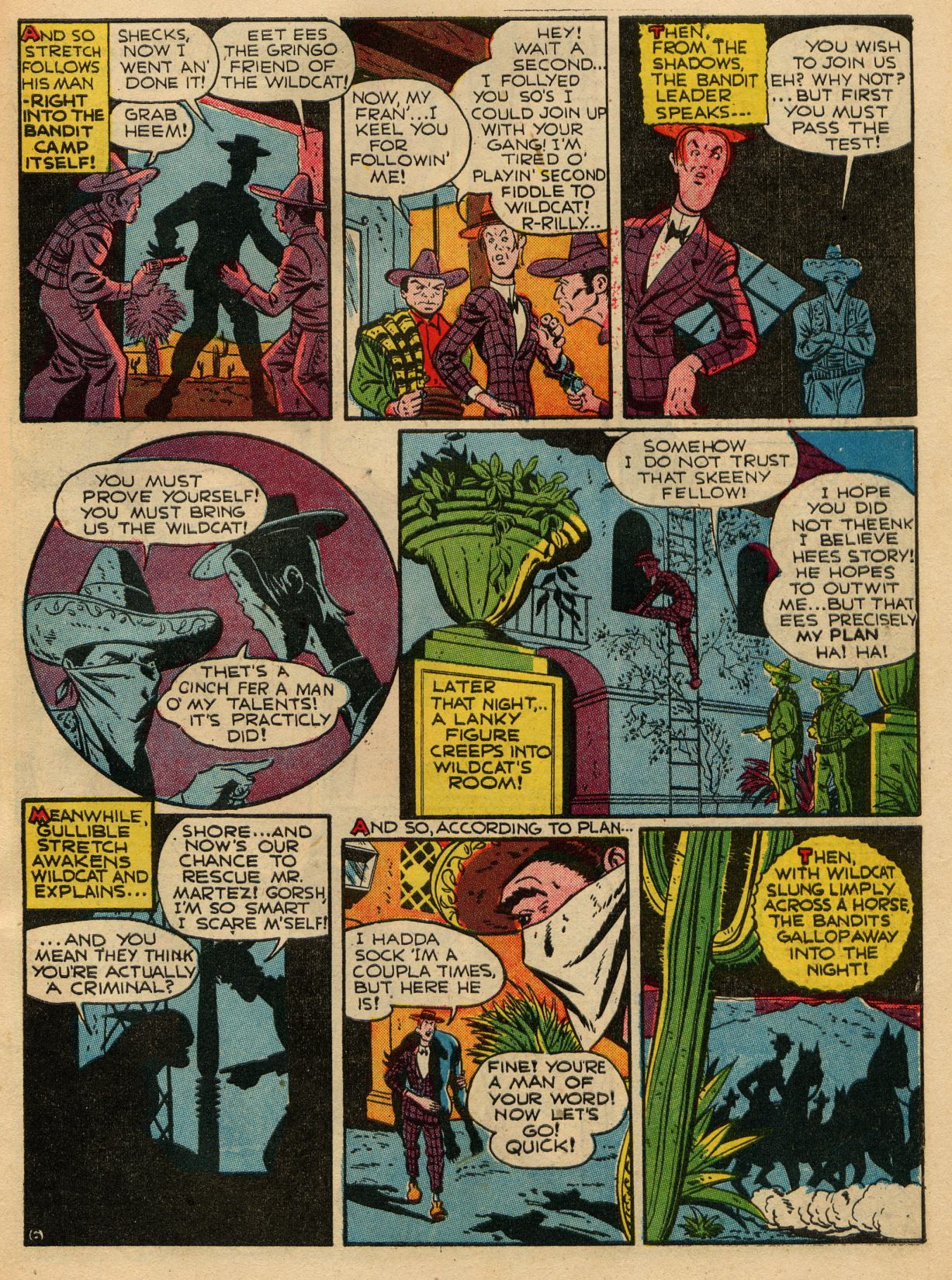 Read online Sensation (Mystery) Comics comic -  Issue #22 - 53